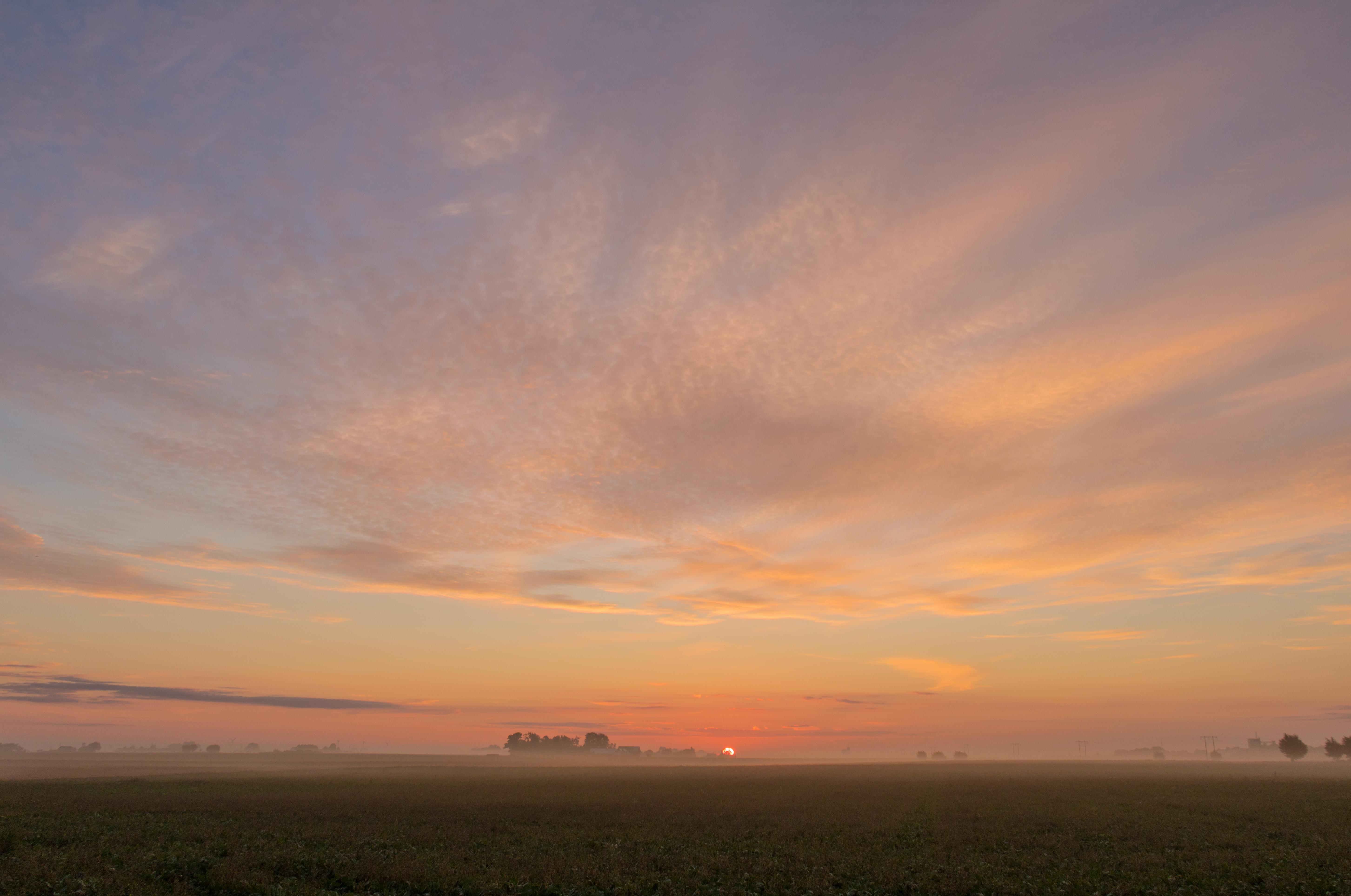одно утро небо картинки многих