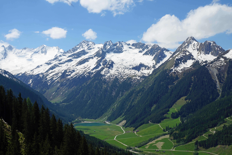 картинки гор альпы ранних этапах