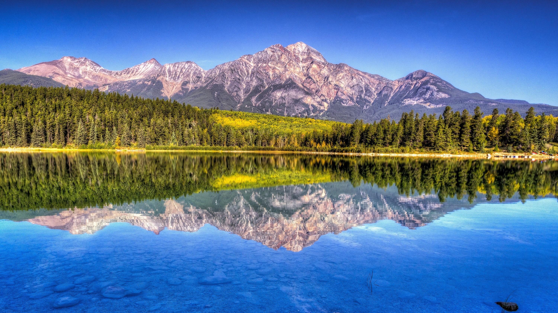 mountain lake landscape beautifully 1036533