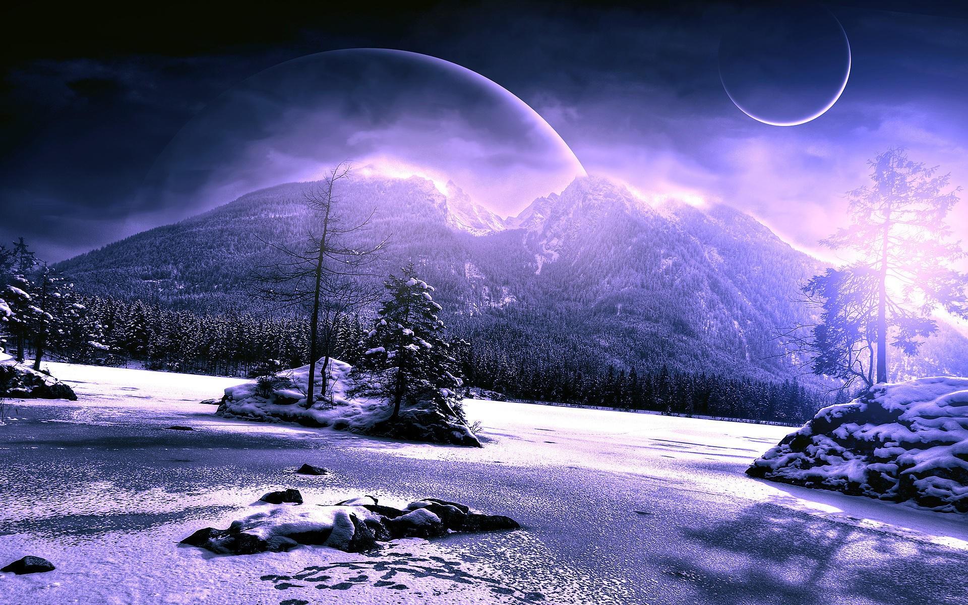 пригласительный день фантастические фото зимы и нового года два вида отличаются