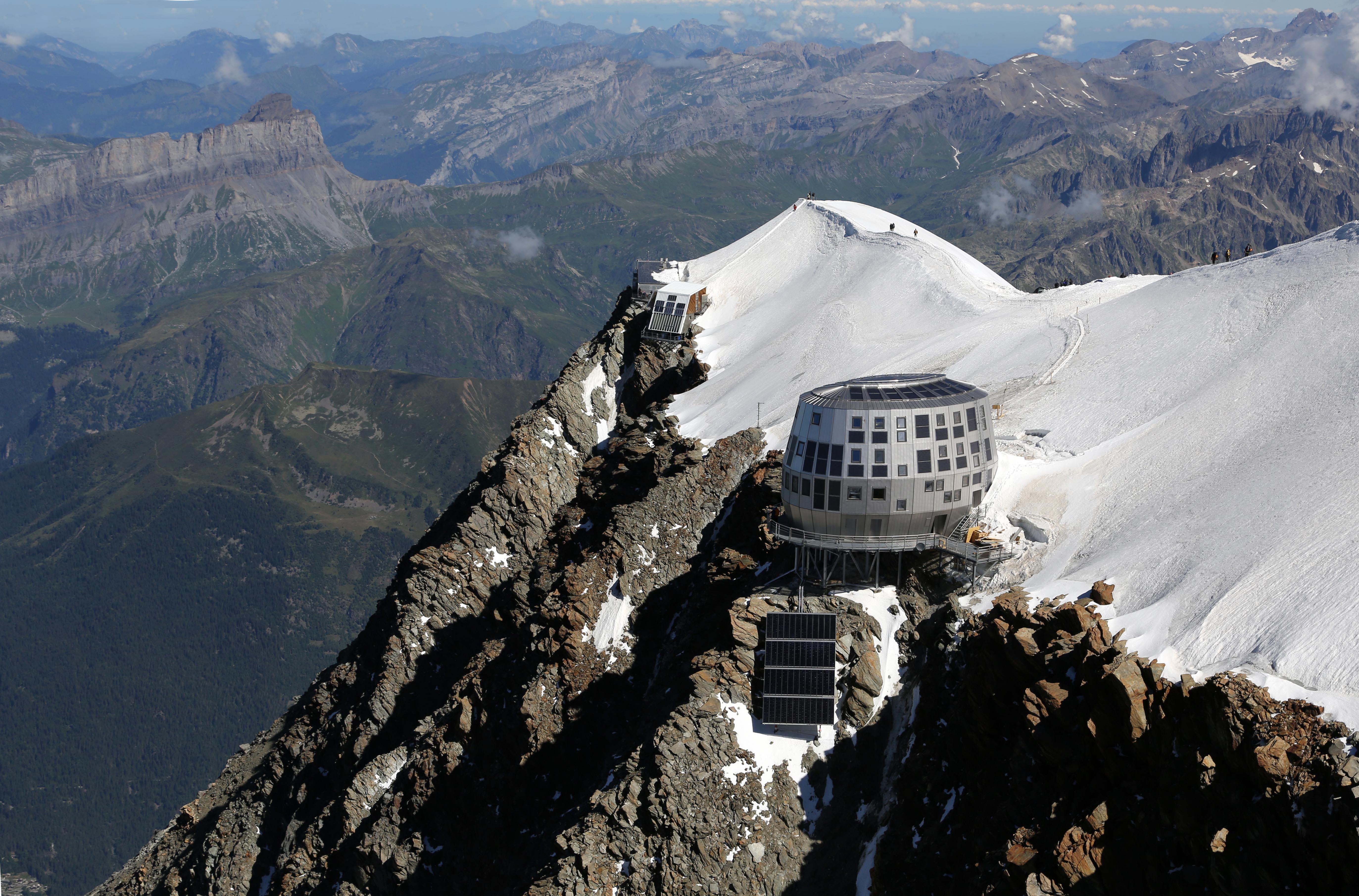 Wallpaper : mountains, snow, winter, France, Alps, walking, summit ...