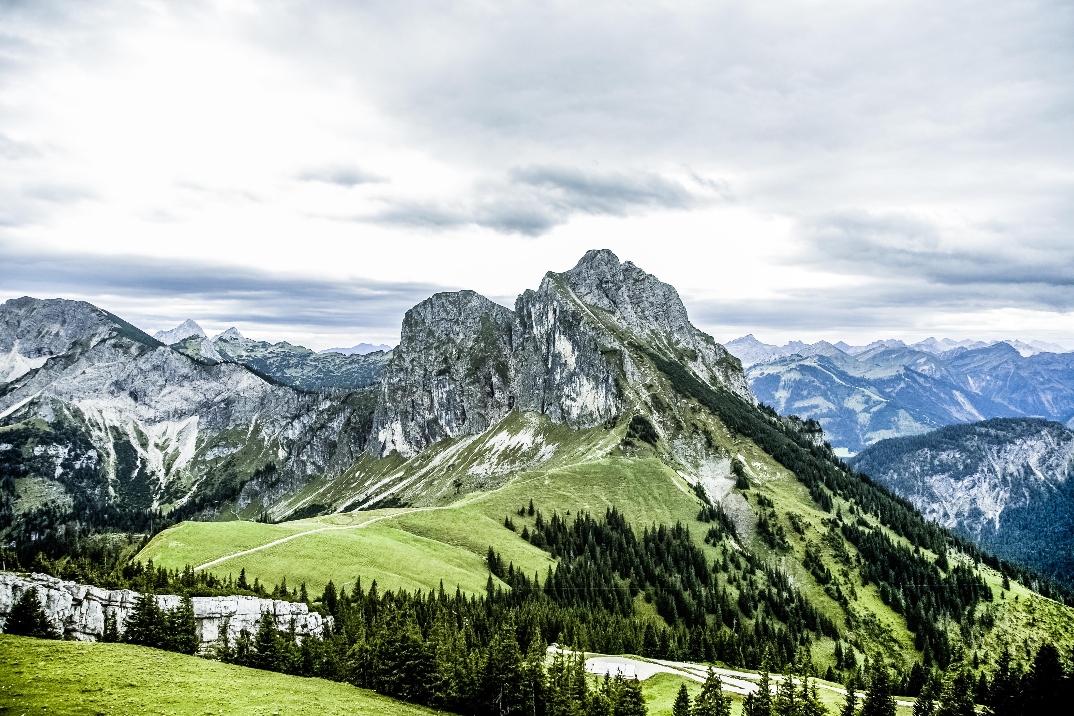 фото красивых пейзажей сверху своем