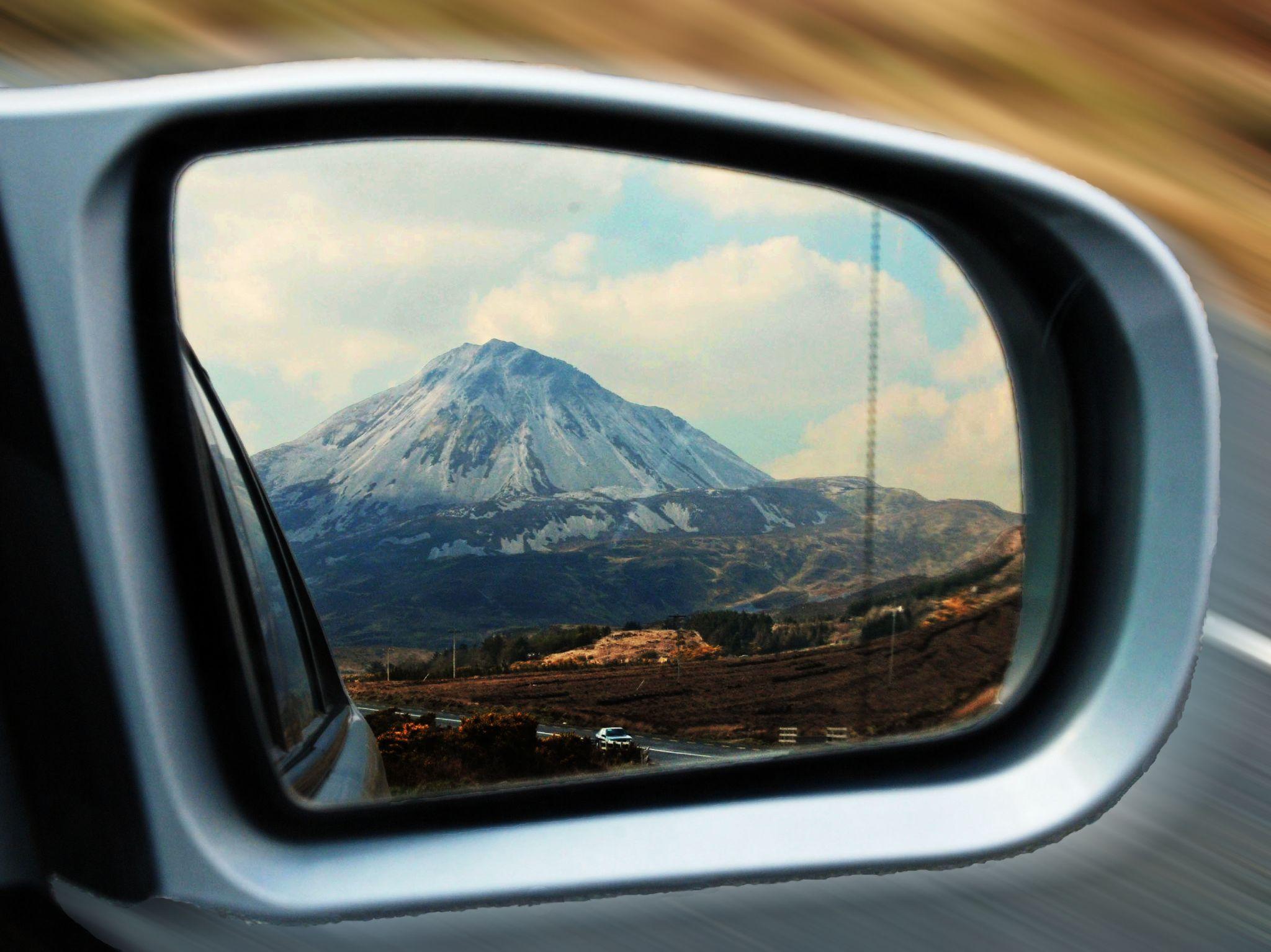 вид из окна авто картинки это было или