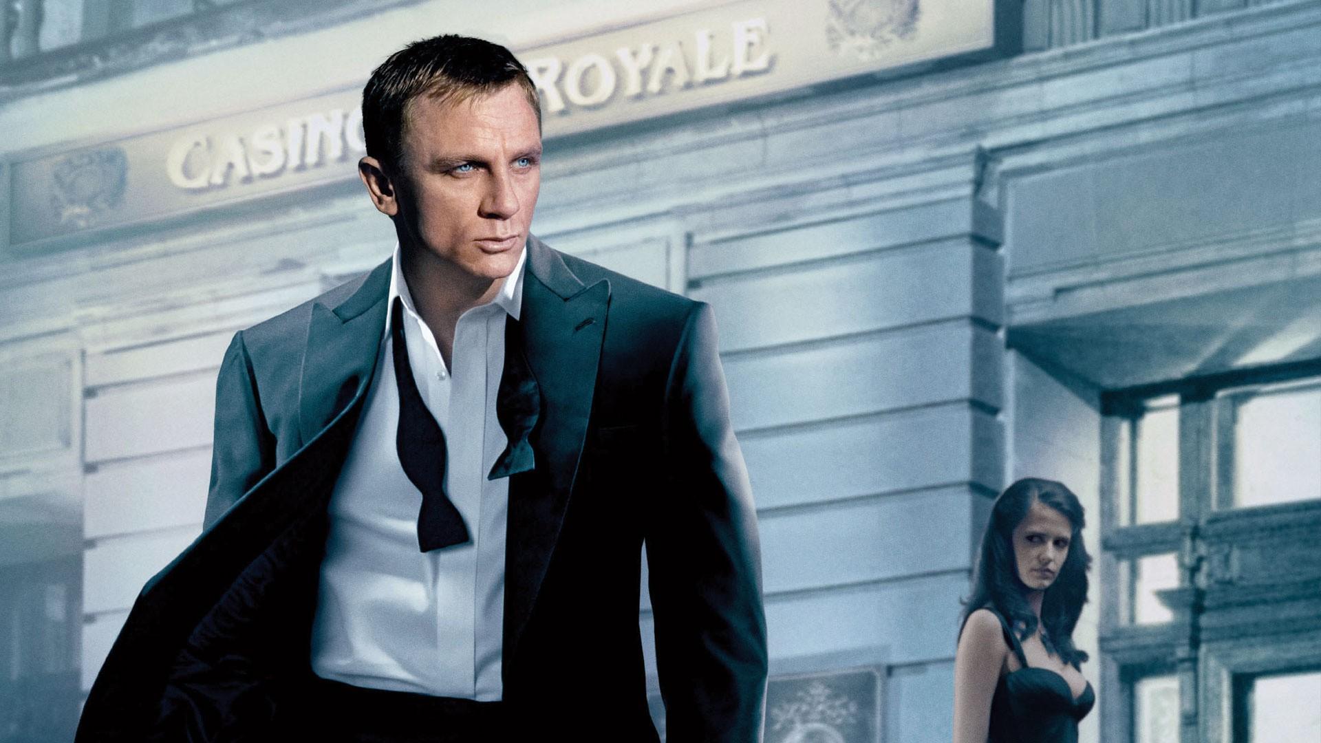 Wallpaper Movies Gentleman James Bond Eva Green Daniel