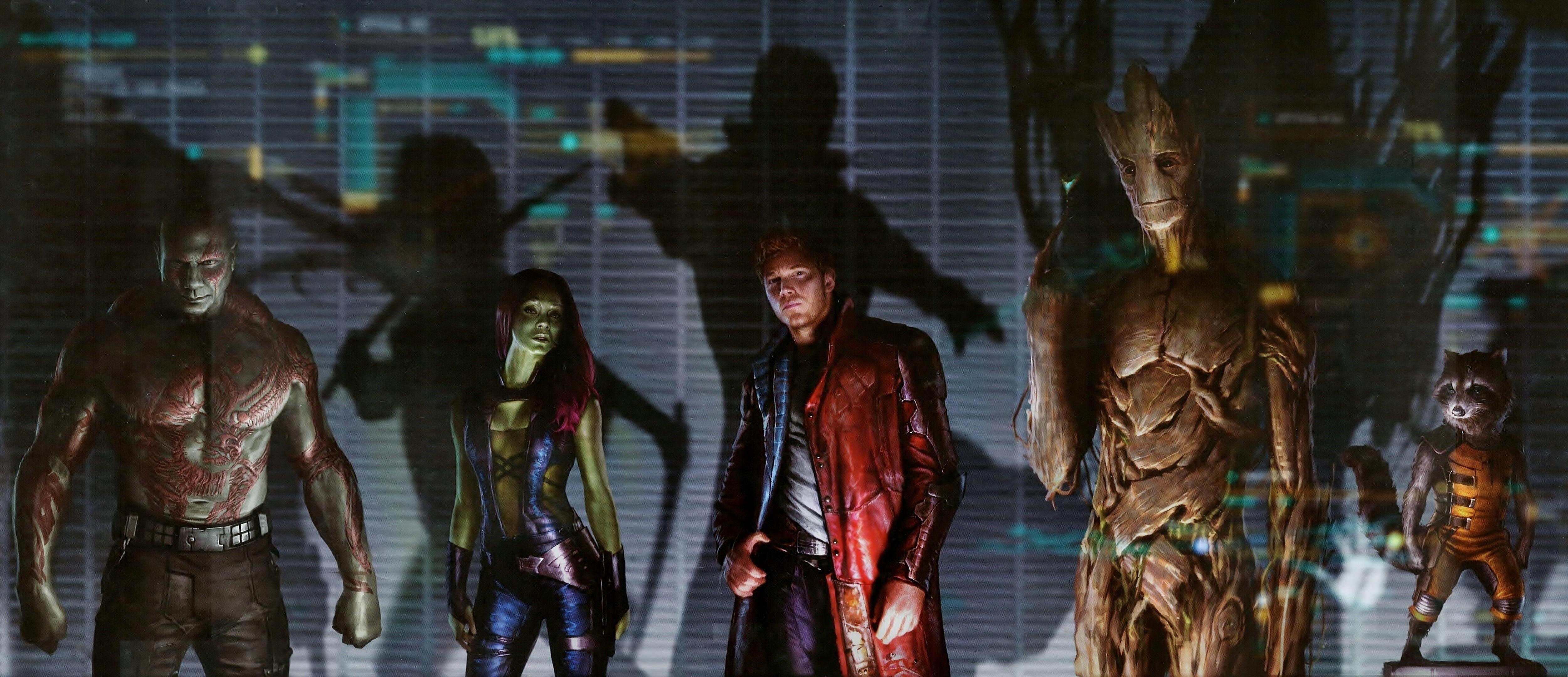 Wallpaper Movies Marvel Comics Gamora Guardians Of The Galaxy
