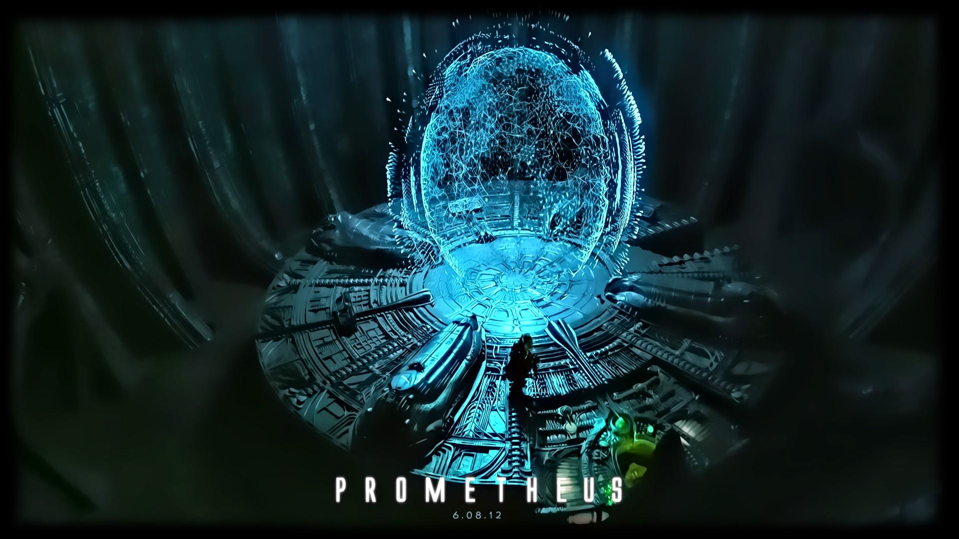 Wallpaper Movies Circle Prometheus Movie Light