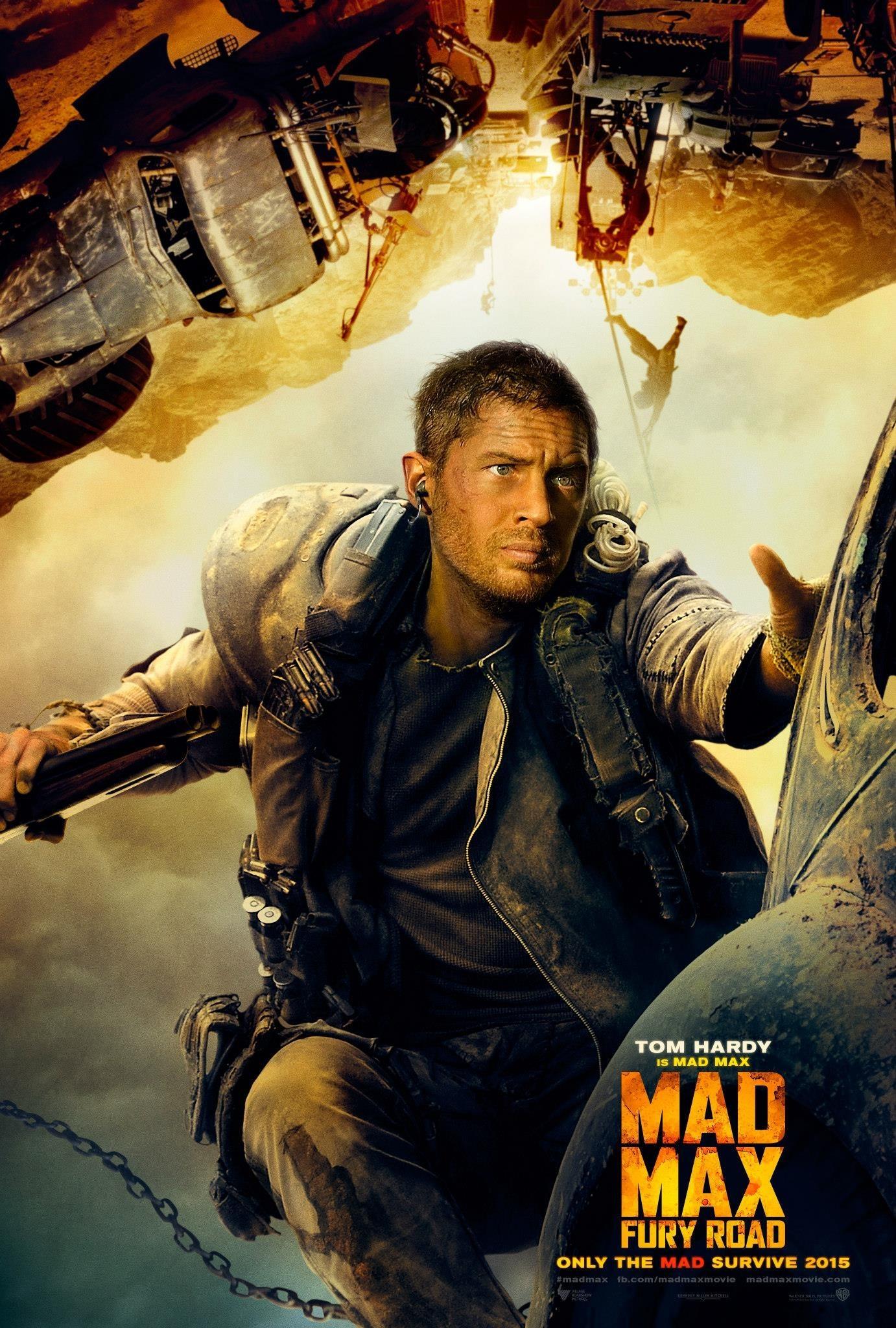Wallpaper : movies, comics, poster, Mad Max Fury Road, Tom ...