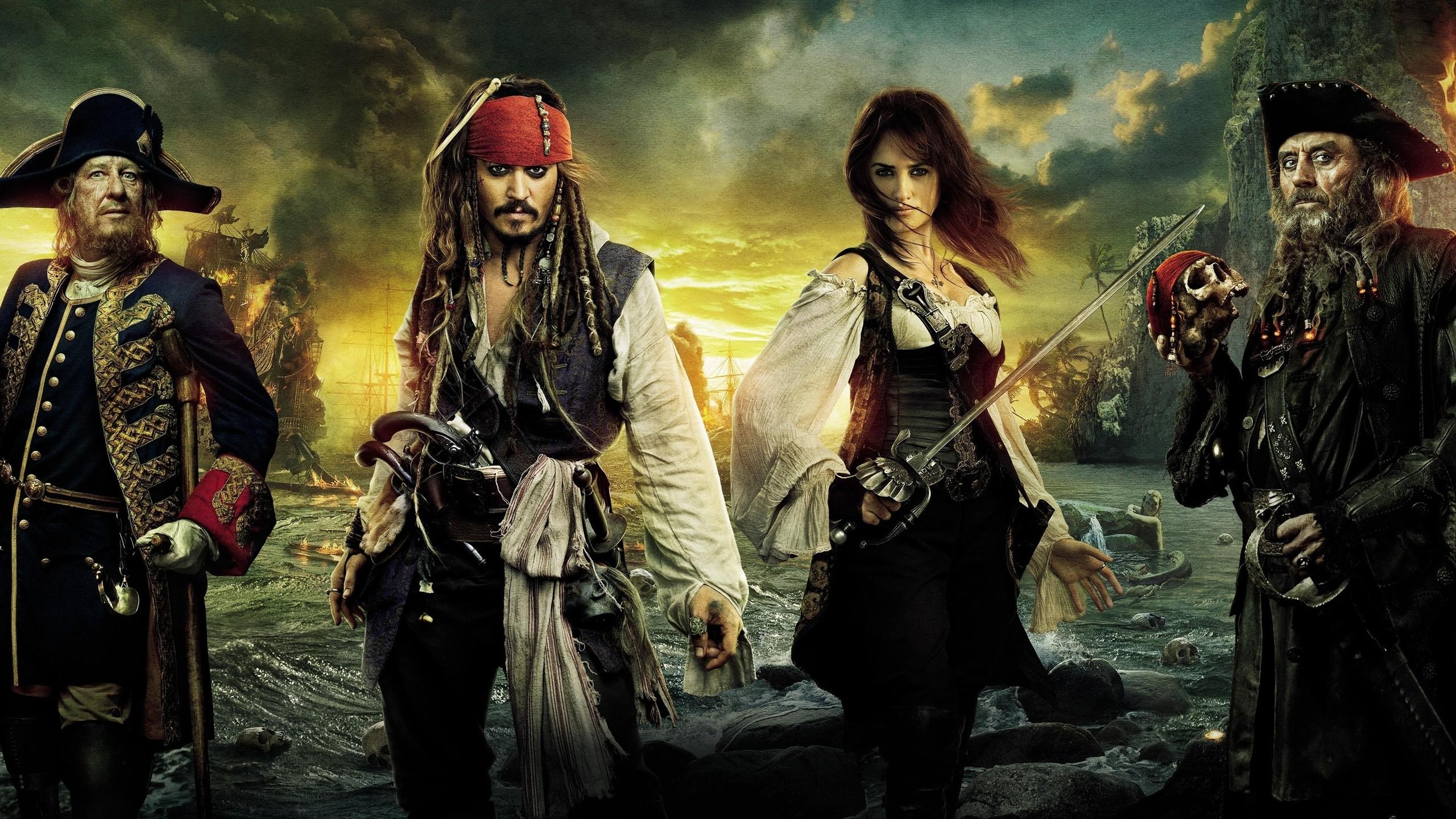 Wallpaper Movies Mythology Johnny Depp Penelope Cruz