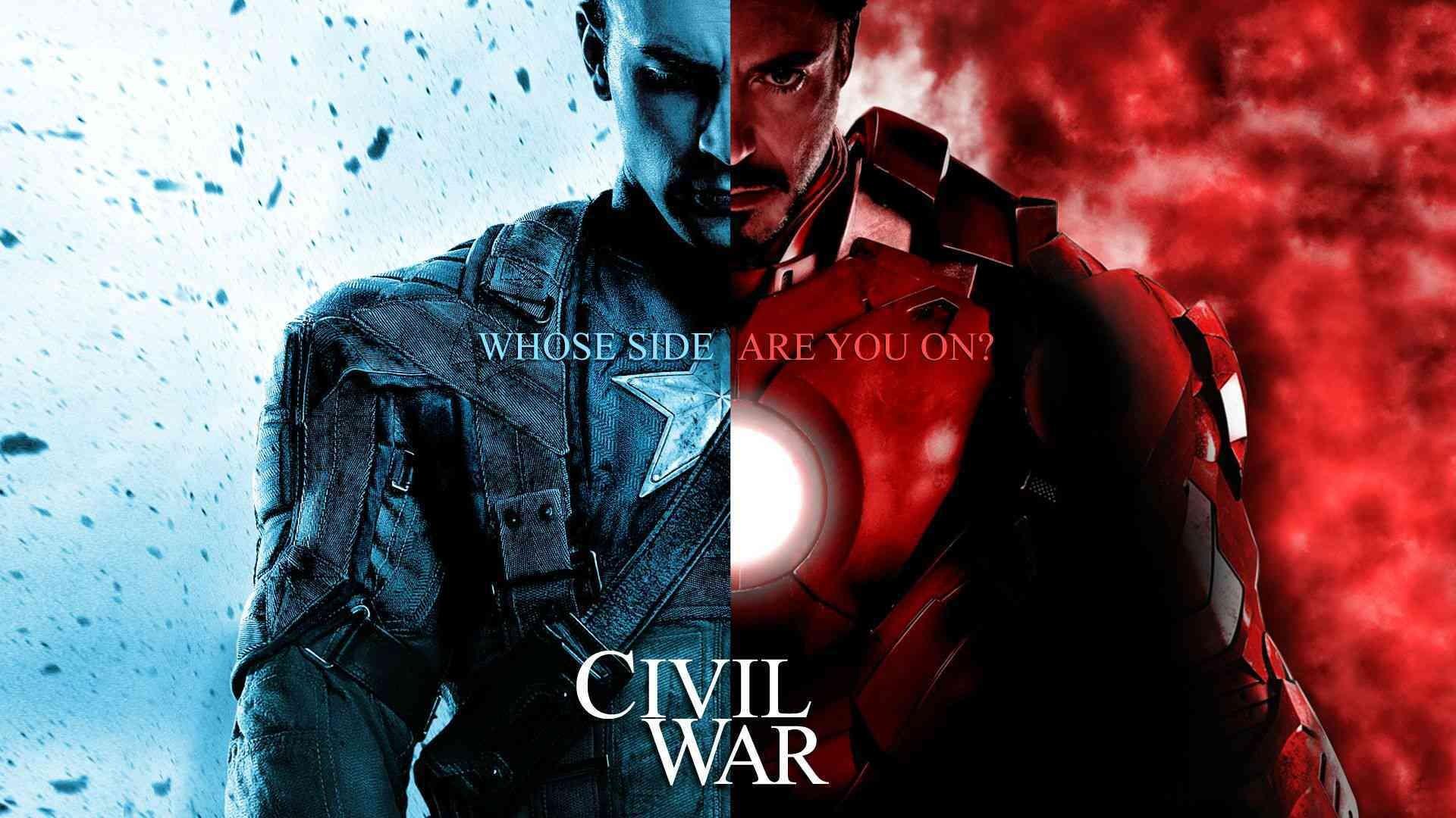 Wallpaper Movies Superhero Marvel Comics Iron Man Captain