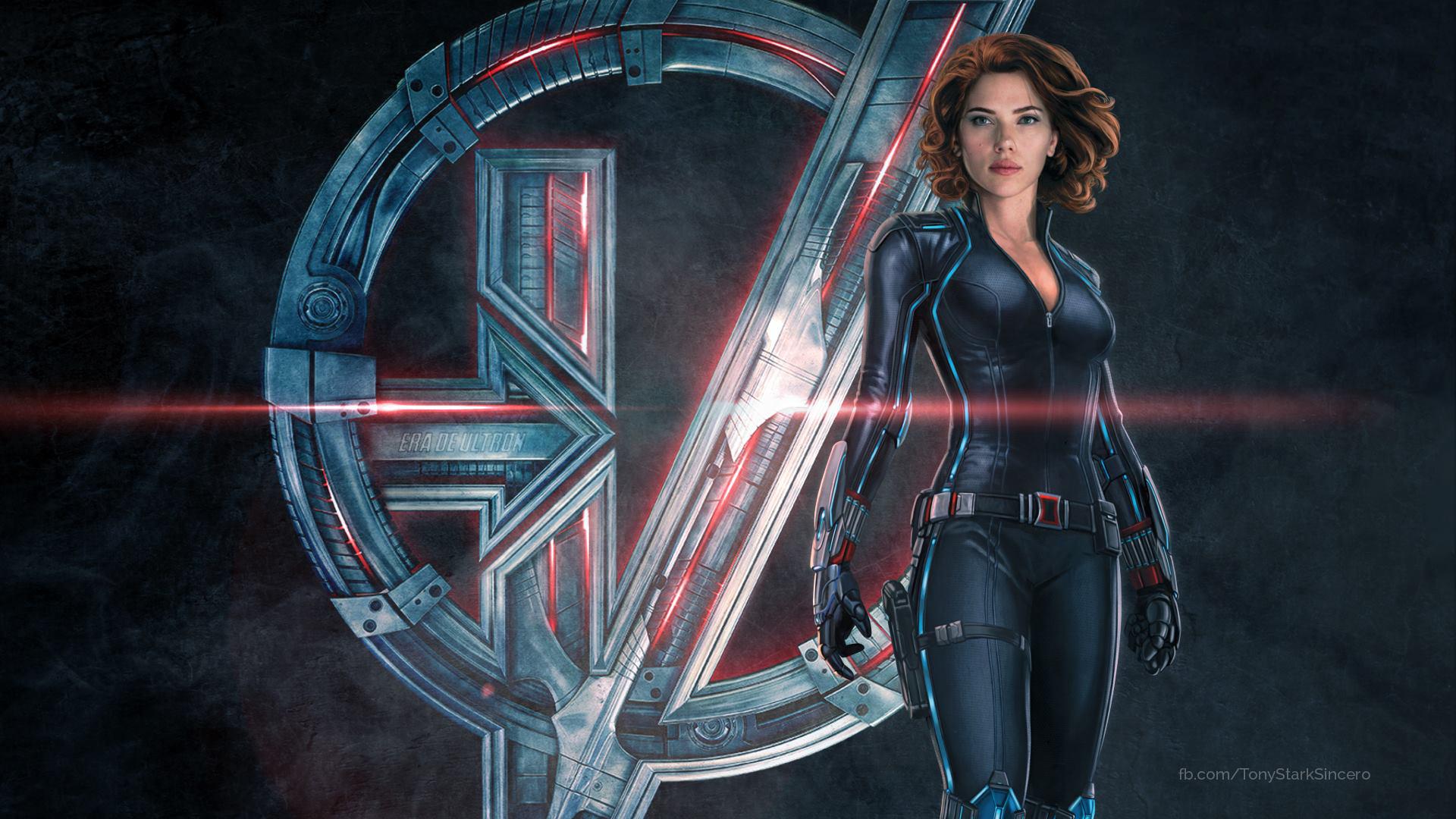 Wallpaper Movies Superhero Concept Art The Avengers Scarlett