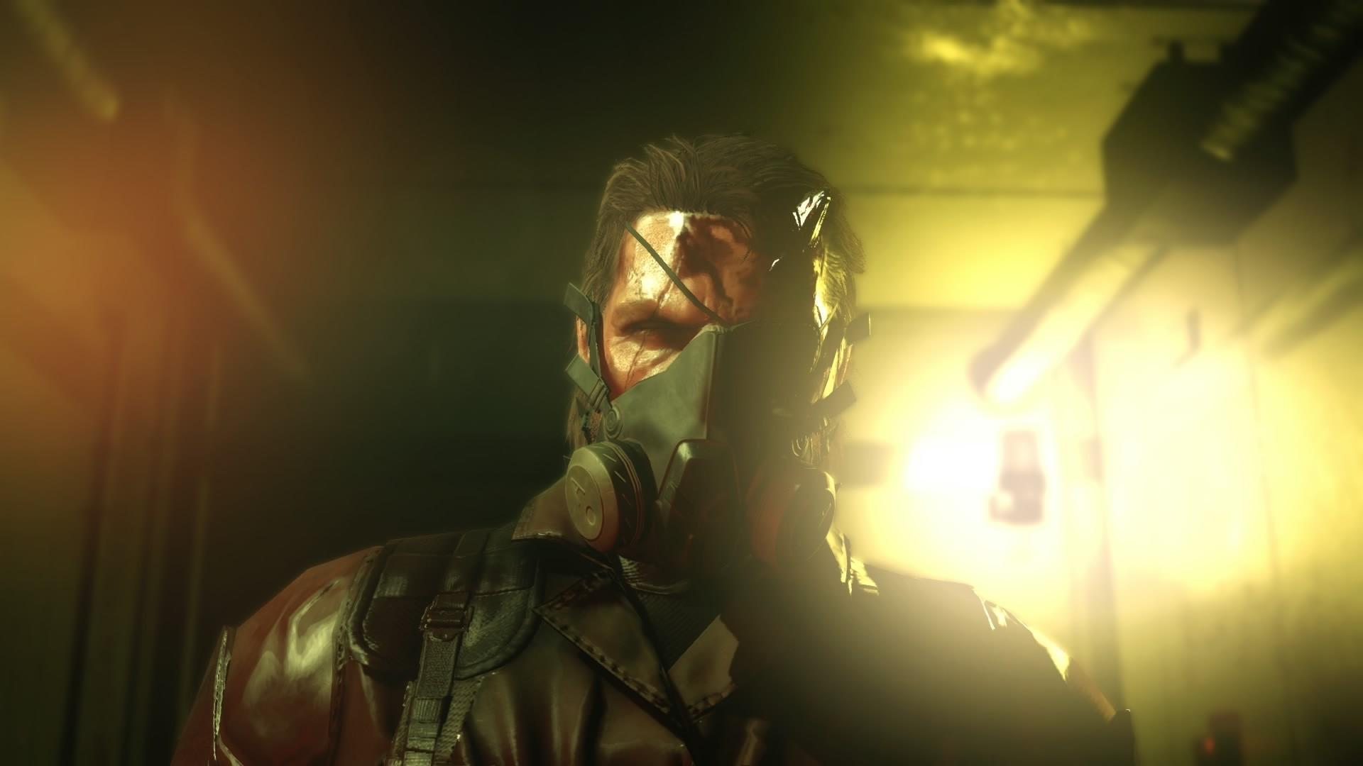 Wallpaper Music Metal Gear Solid V The Phantom Pain