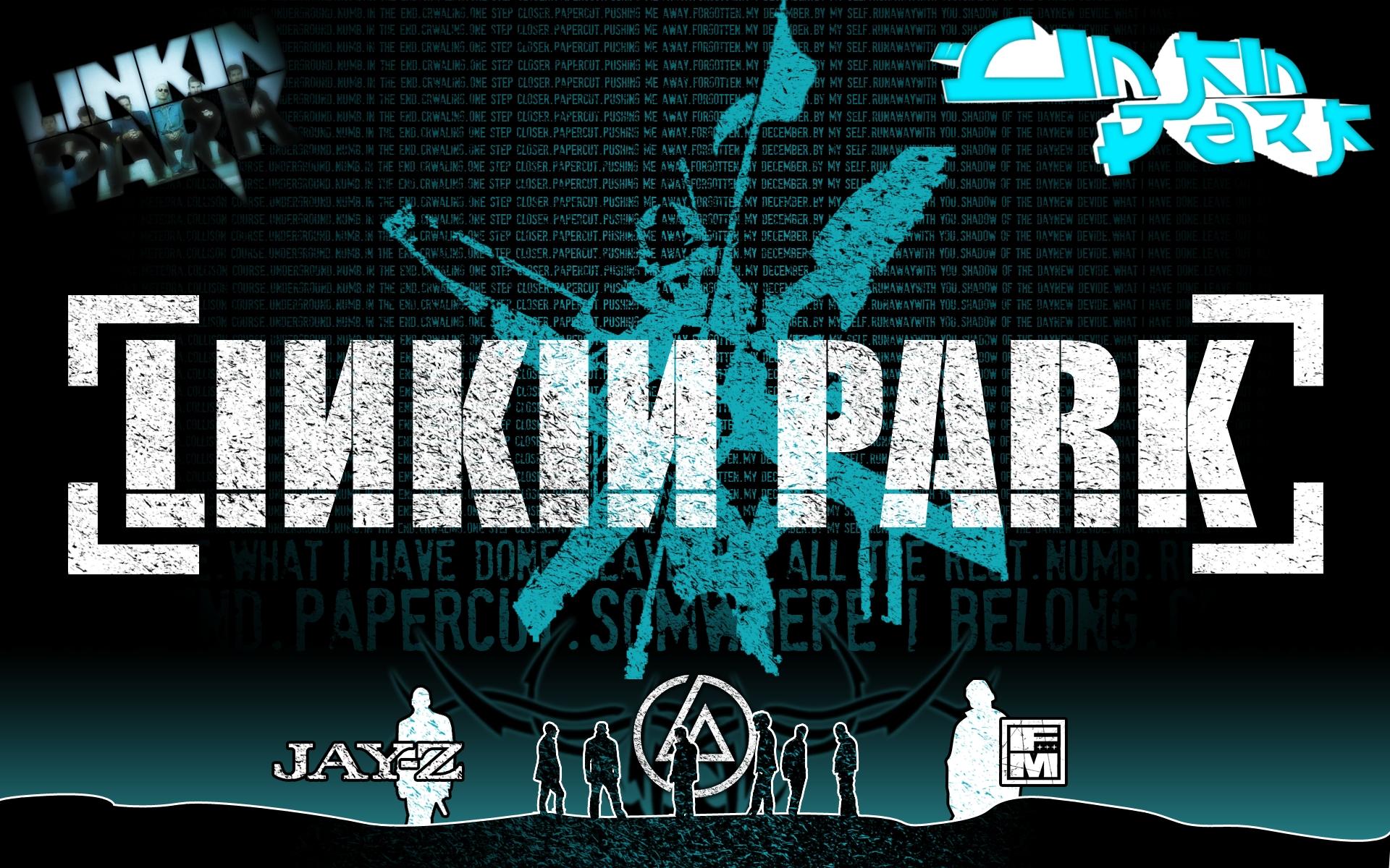 Wallpaper Music Logo Linkin Park Lp 1920x1200
