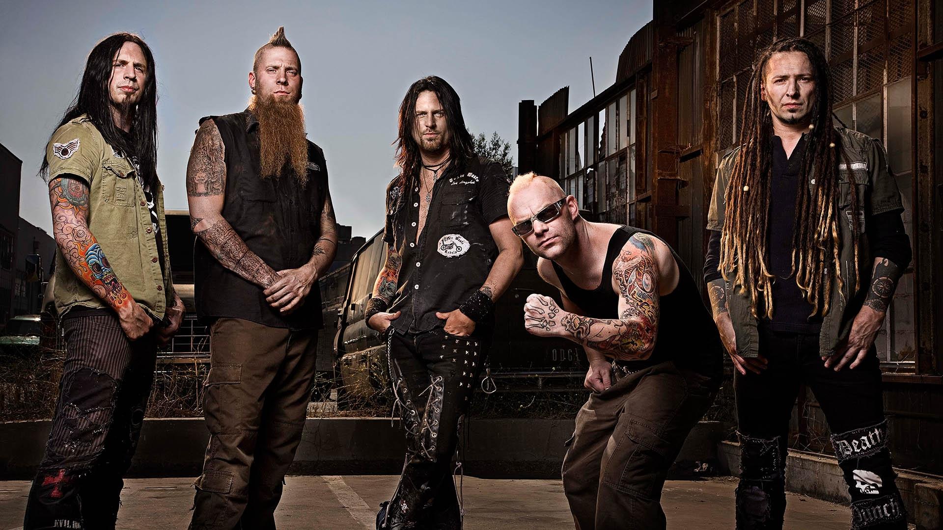 Musical Instrument Tattoo Musician Dreadlocks Five Finger Death Punch Beard Darkness Plucked String Instruments Facial Hair