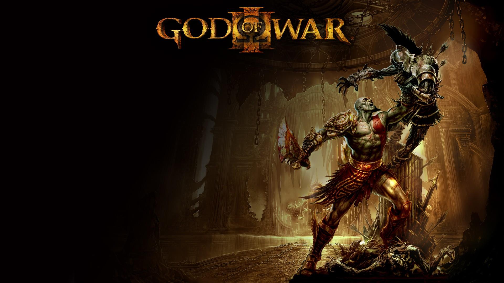 Wallpaper Mythology God Of War Iii Darkness Screenshot