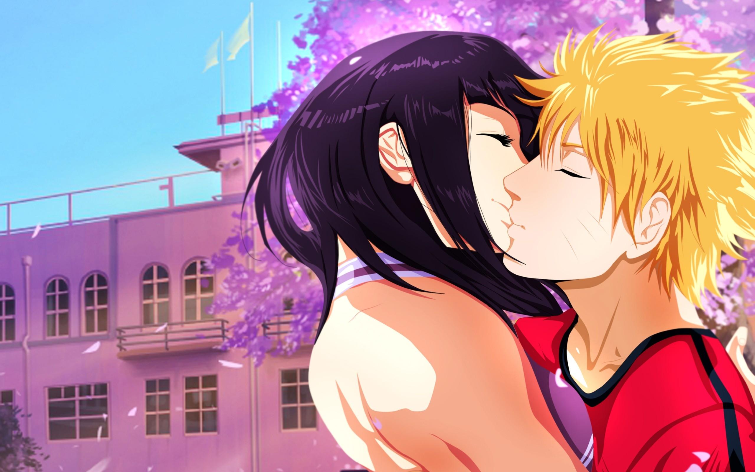 Good Wallpaper Naruto Couple - naruto-hinata-hyuga-naruto-uzumaki-kiss-tenderness-building-spring-1053752  Trends_5275.jpg