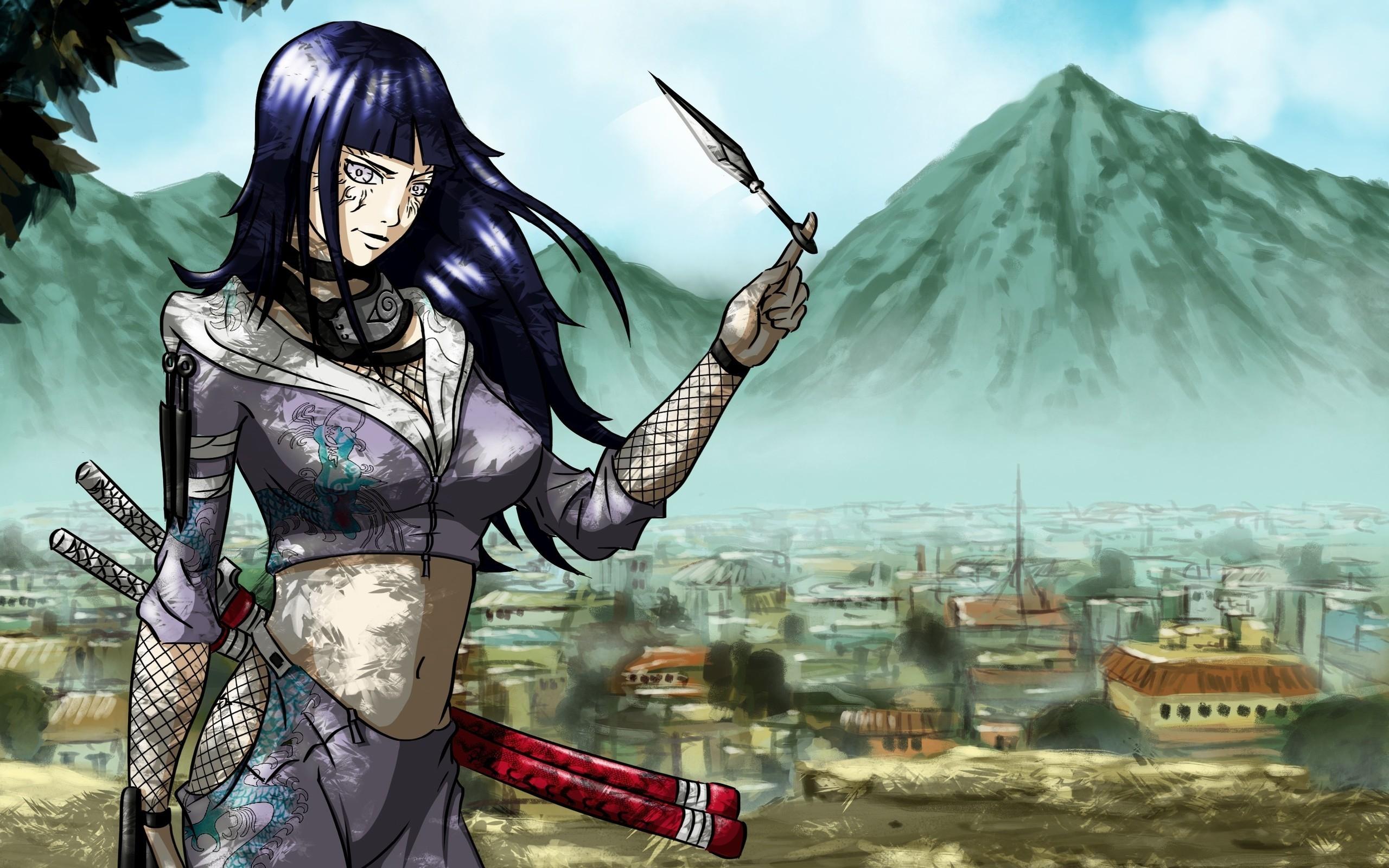 Simple Wallpaper Naruto Shippuden - naruto-naruto-shippuden-hinata-hyuga-fighter-weapons-mountains-city-1053753  Pictures.jpg