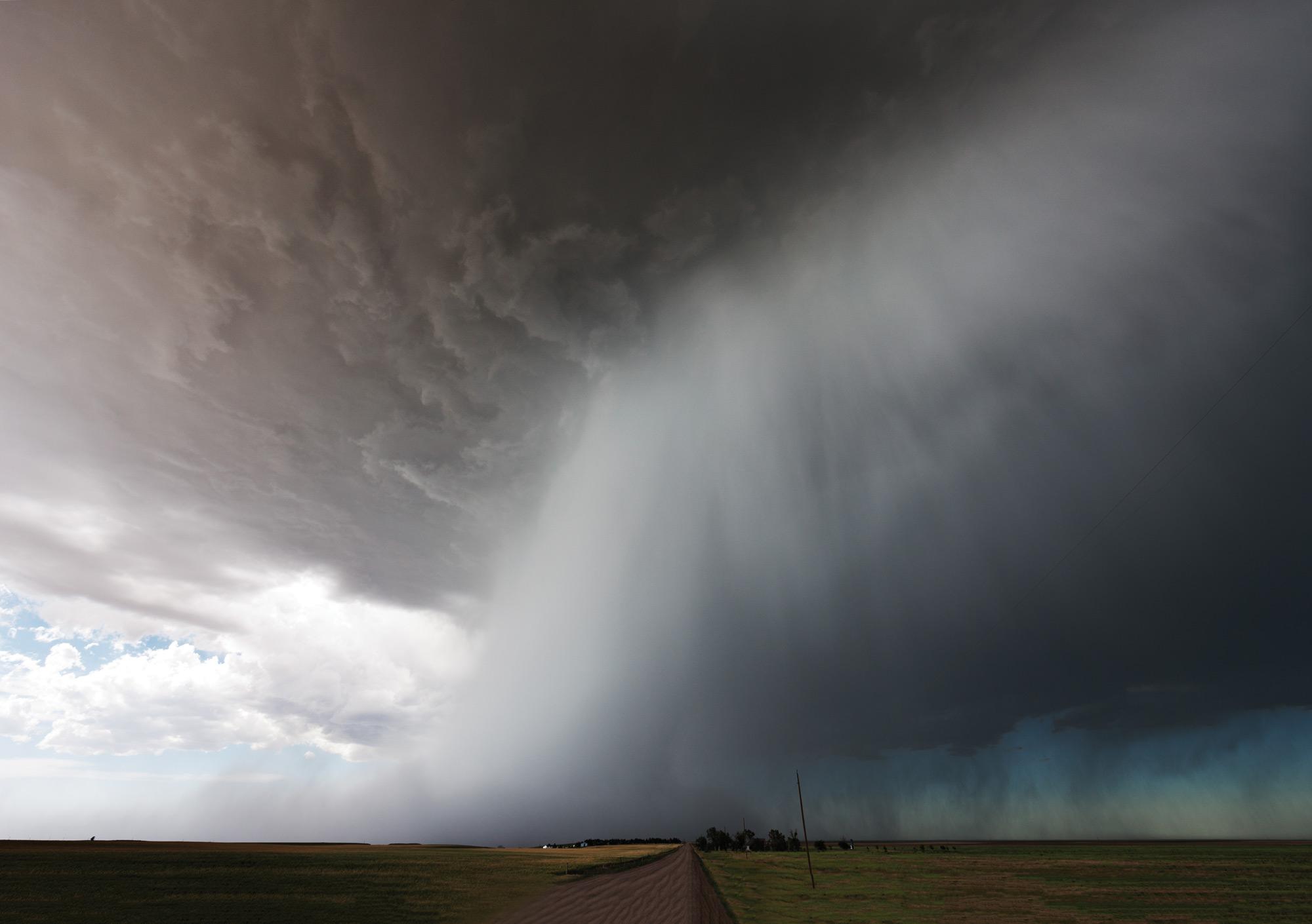 nature landscape Camille Seaman clouds horizon photography