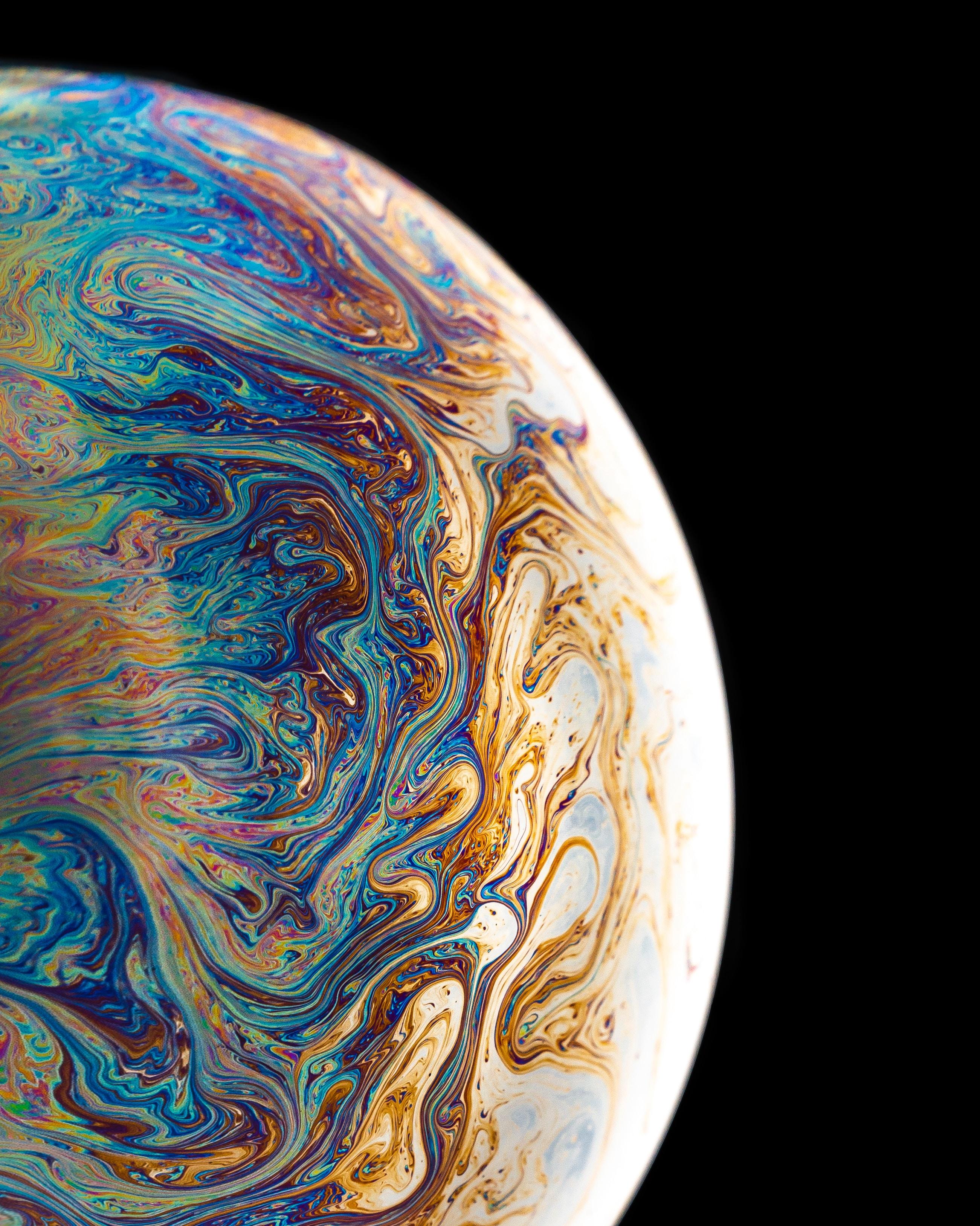 Wallpaper Nature Water Iphone X Iphone Xs Liquid