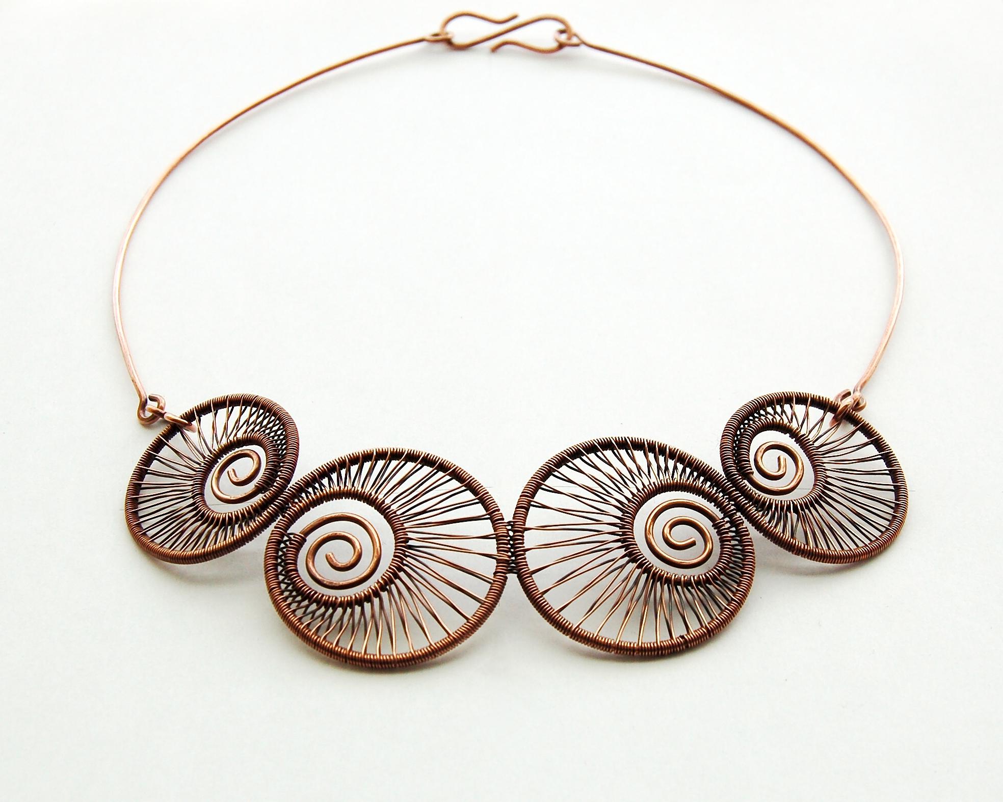 Hintergrundbilder : Halskette, Los, Handgefertigt, Schmuck, Kupfer ...