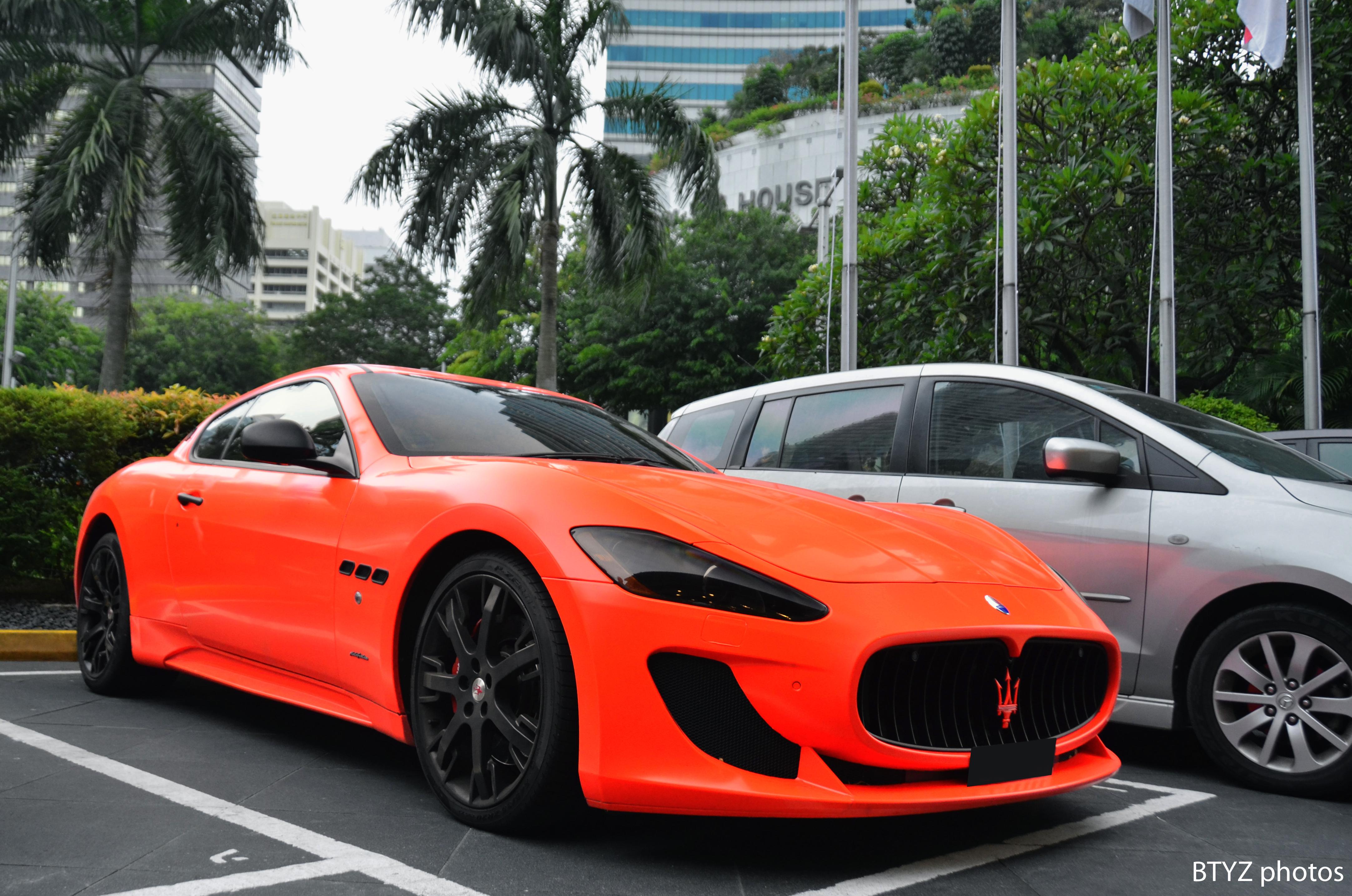 Wallpaper : neon, orange, sports car, coupe, performance ...