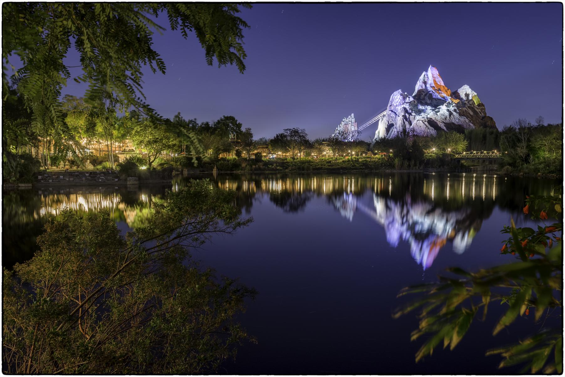 Wallpaper : night, Orlando, Nikon, Florida, Disney ...