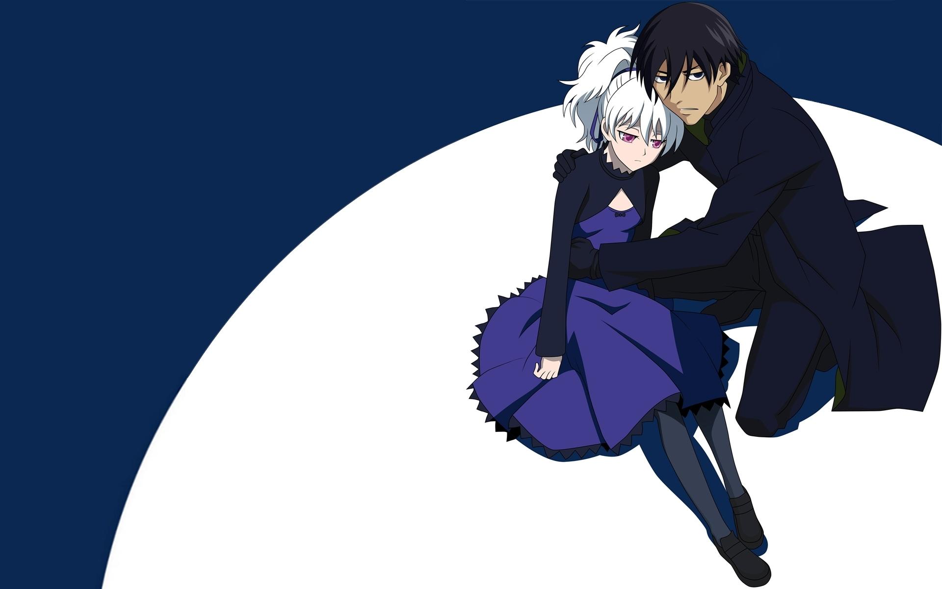Dessin fille manga triste noir et blanc dessin de manga - Manga couple triste ...