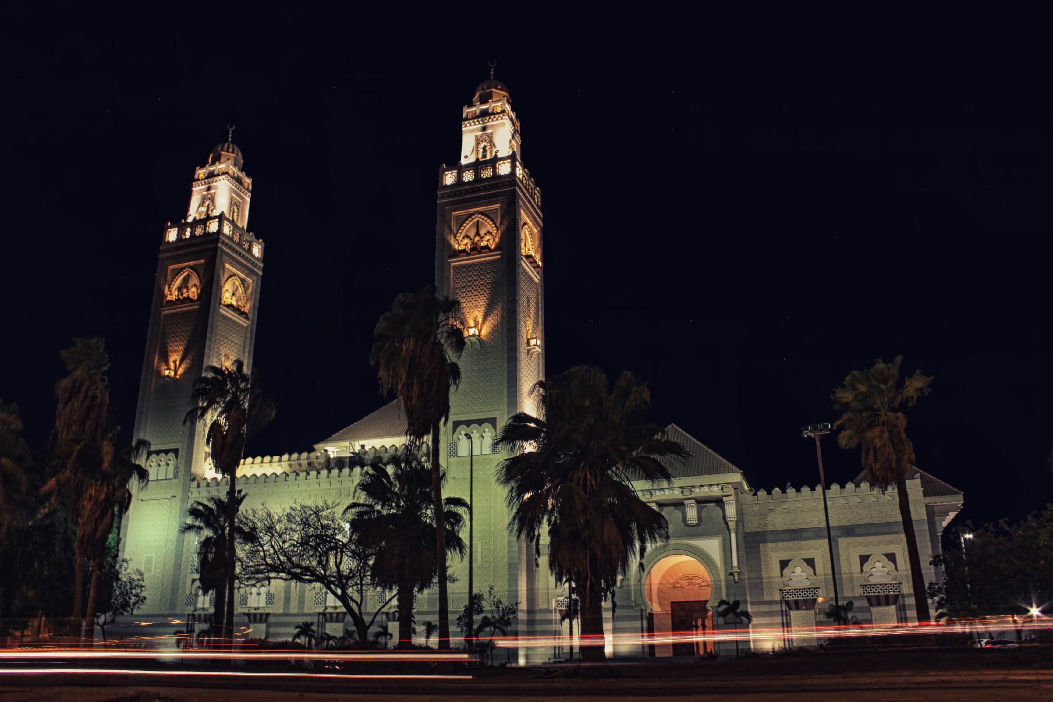 Great Wallpaper Night Evening - night-architecture-evening-castle-tower-modern-mosque-Islamic-architecture-metropolis-clock-tower-lighting-darkness-landmark-114966  Pictures-309547.jpg