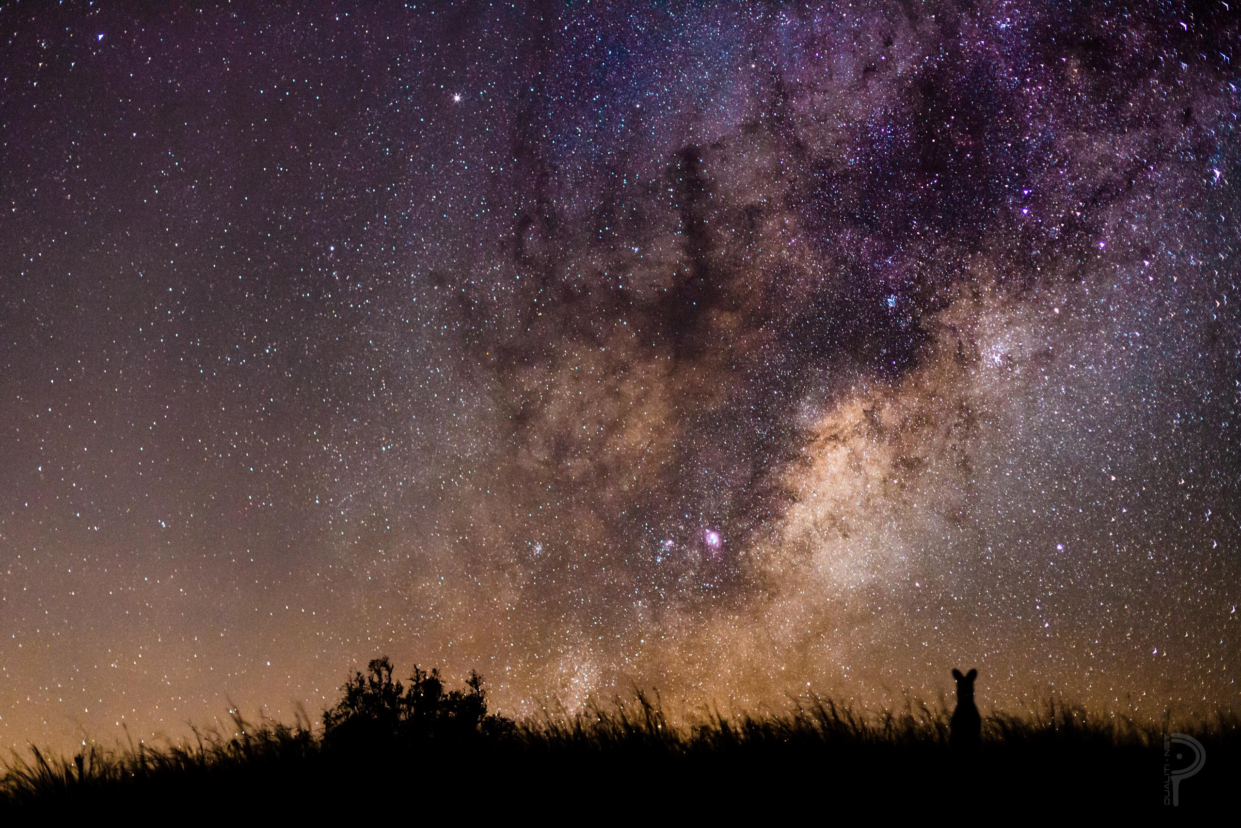 Wallpaper : night, nature, sky, photography, stars, Milky Way, nebula, Canon, atmosphere, spiral galaxy, astronomy, Australia, midnight, country, beautiful, ...