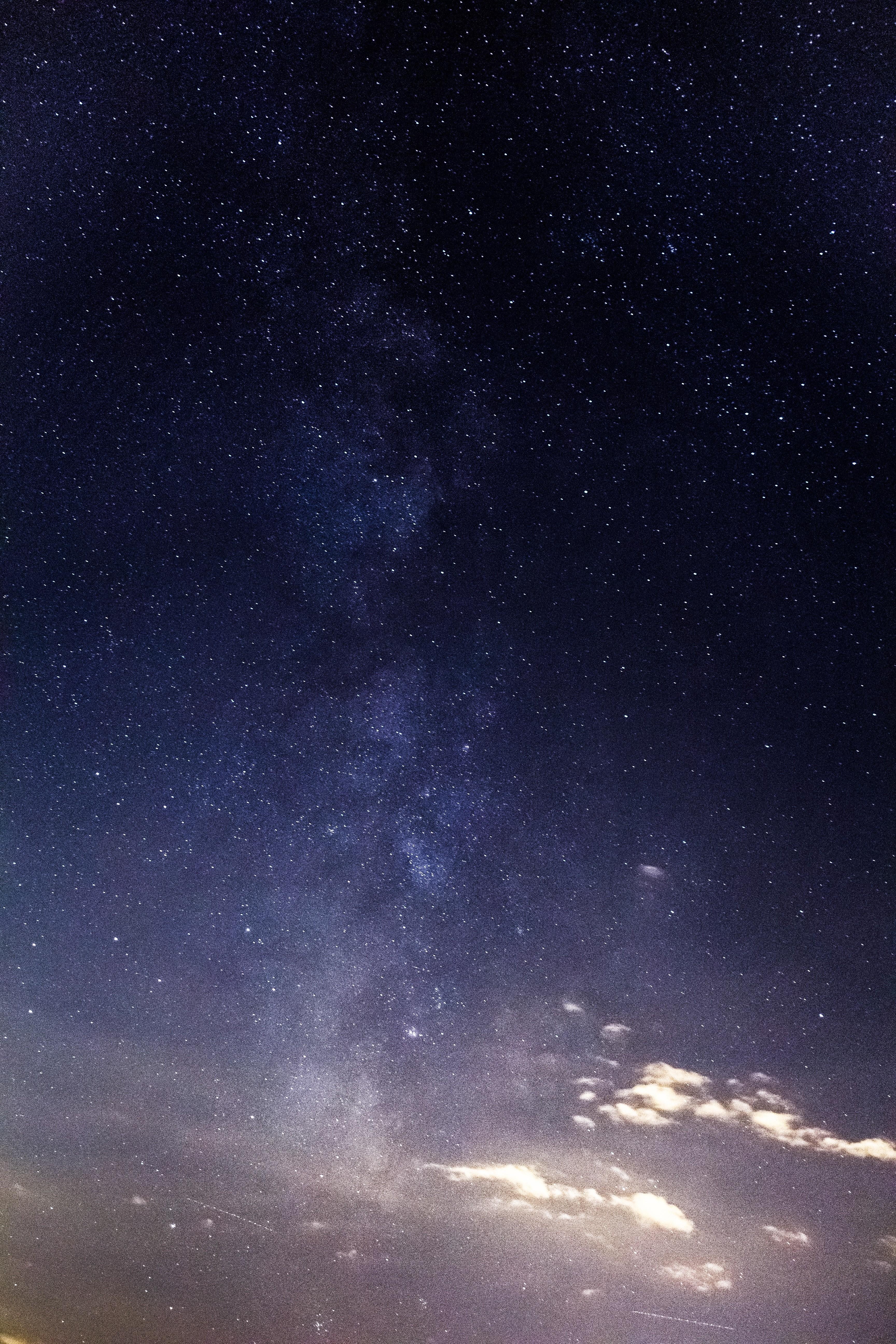 デスクトップ壁紙 銀河 自然 スペース 道路 星 天の川 科学