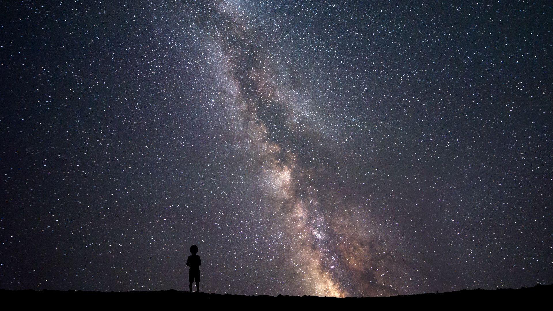 фото млечного пути на небе знаете