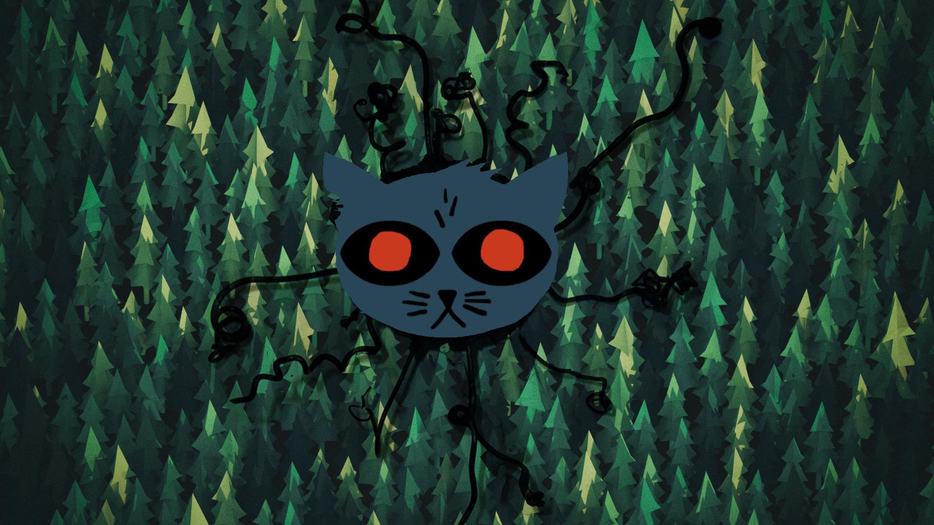 Wallpaper Night In The Woods Mae 1920x1080 Guremco 1221874