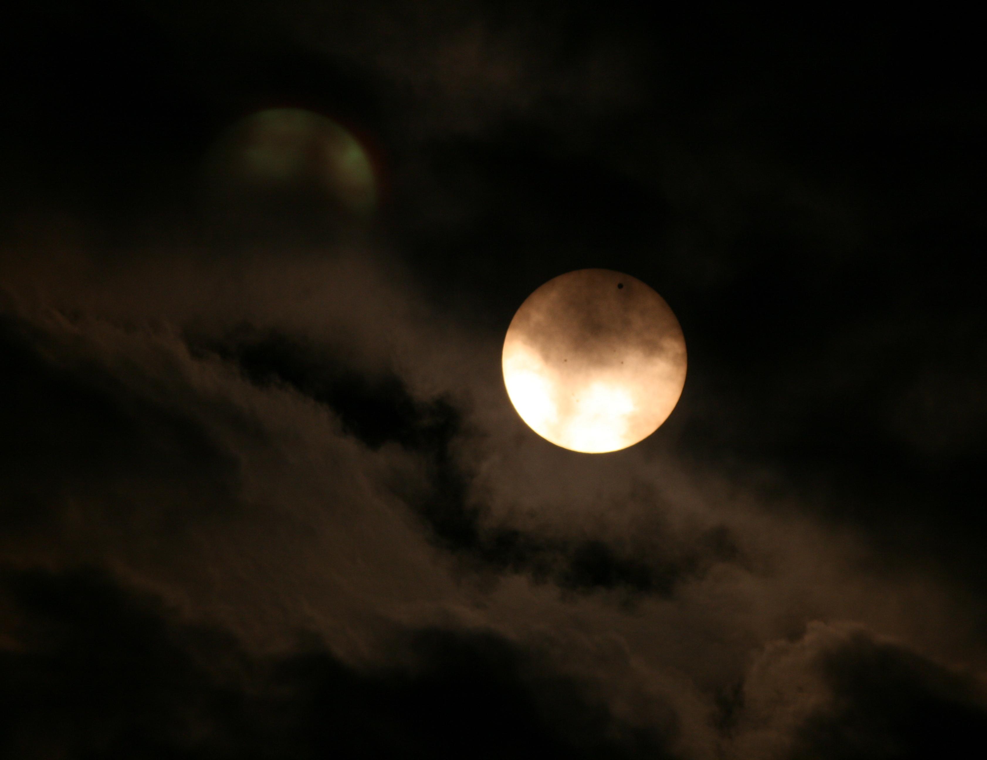 Wallpaper : night, nature, space, sky, Moon, moonlight, Mars