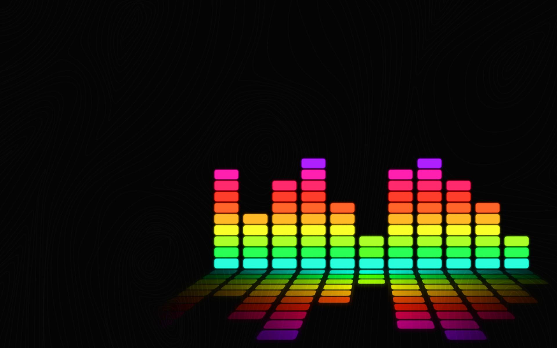 Fondos De Pantalla Noche Rojo Música Señal De Neón Dj