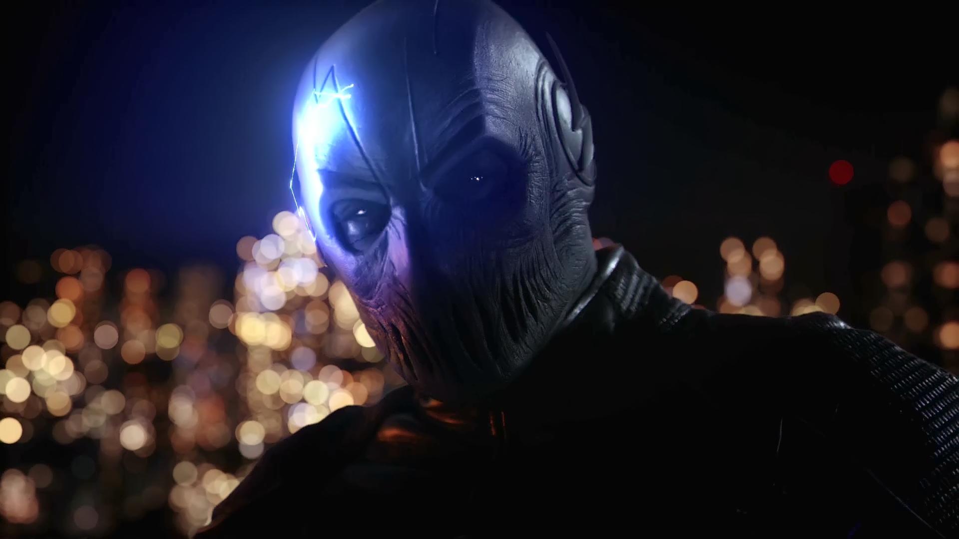 Wallpaper : night, original characters, The Flash, performance