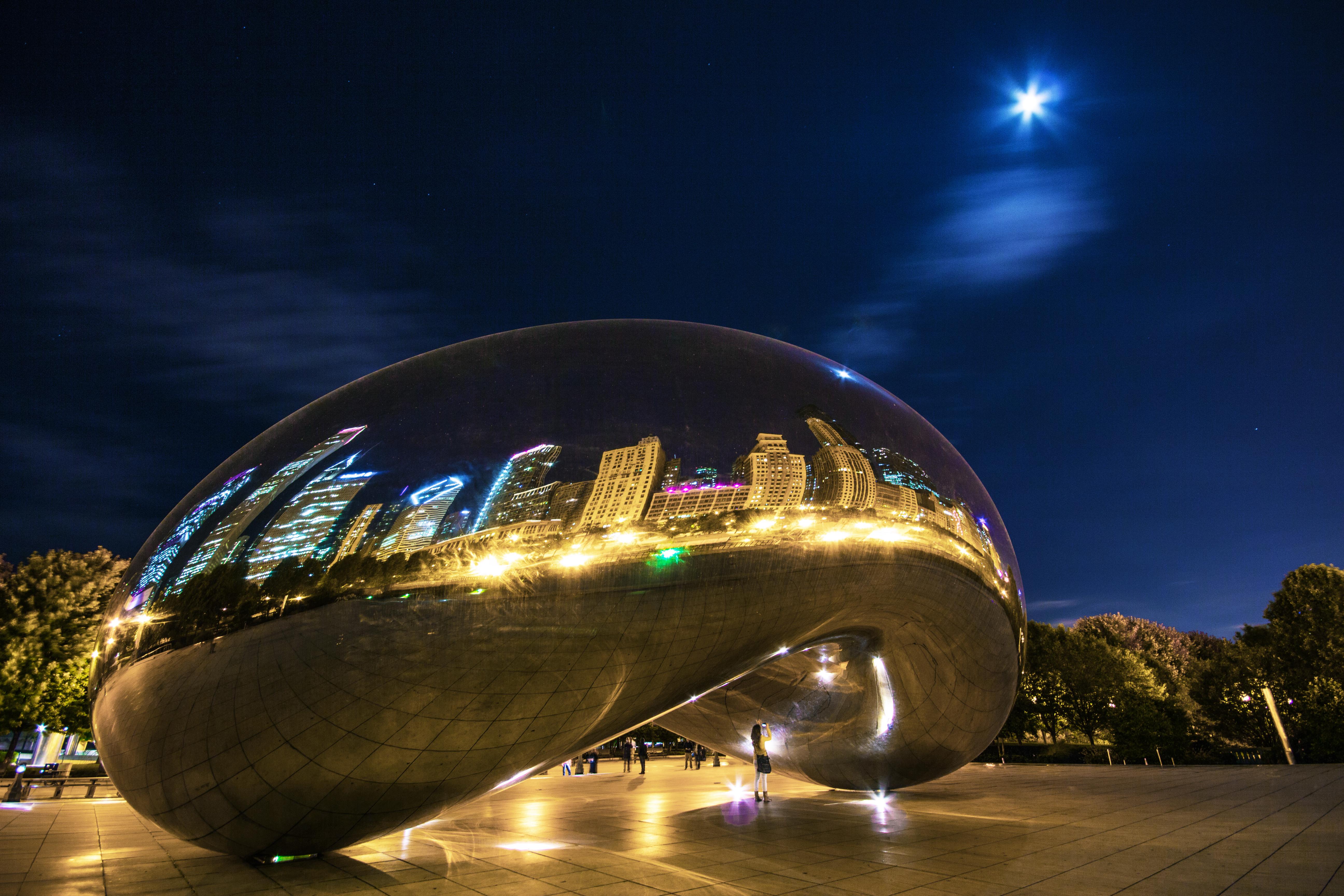 Hintergrundbilder : Nacht-, Betrachtung, Zug, Mond, Abend, Welt ...