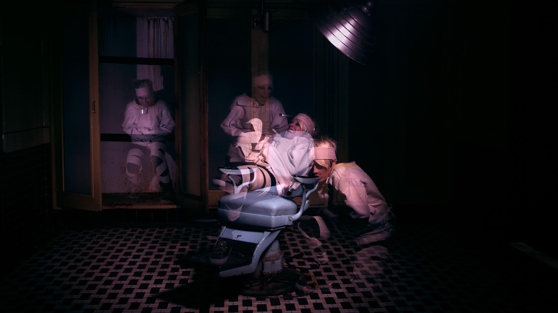 Wallpaper : night, shadow, hospital, audio, Otep, midnight ... - photo#26