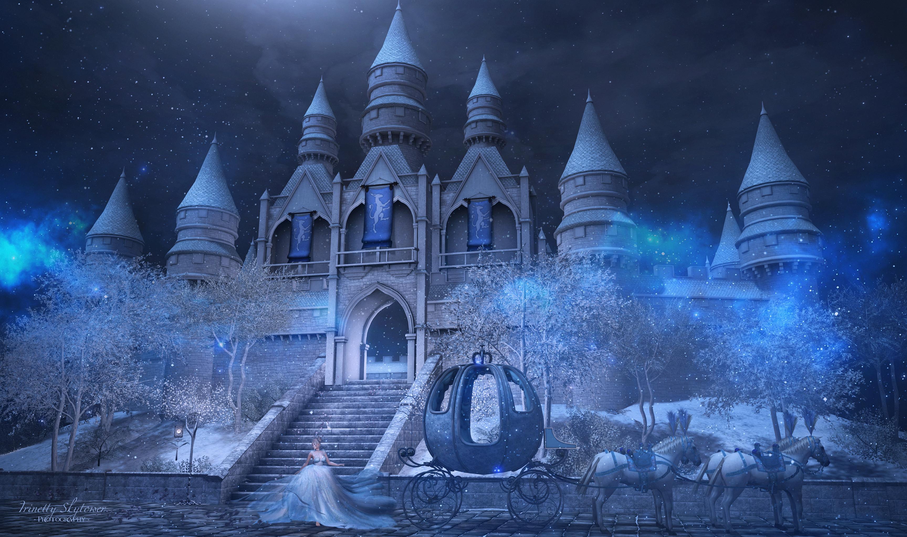 женщина картинка сказочный дворец снежной королевы россии предлагают широчайший