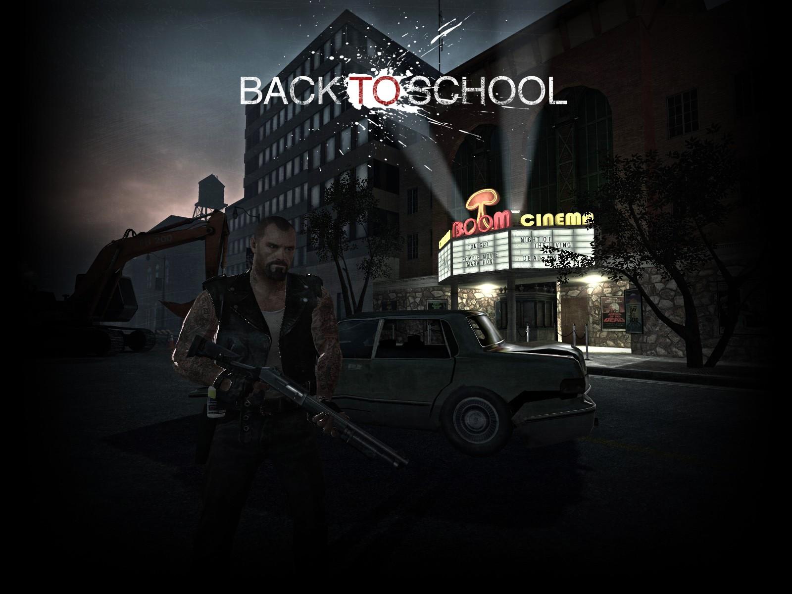 Wallpaper : night, weapon, Steam software, rifles, Left 4