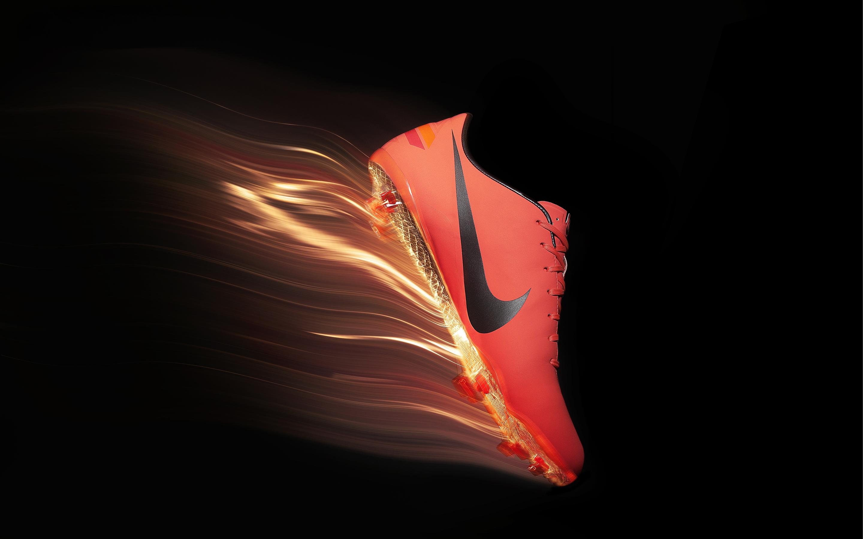 Wallpaper Nike Mercurial Boots Soccer Fire 2880x1800 Goodfon