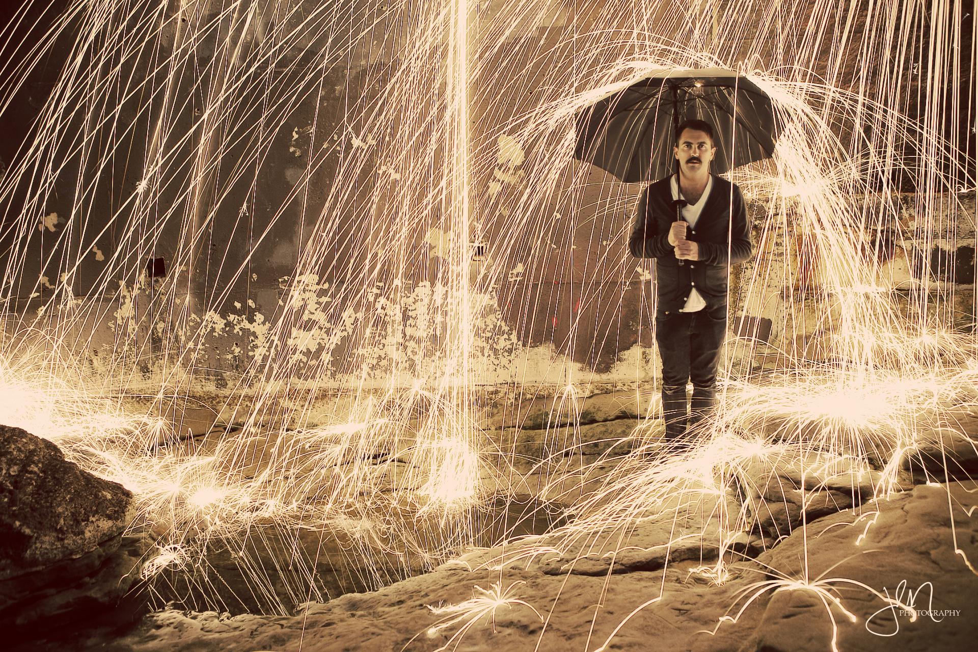 фотографии человека в дождь надо отдыхать