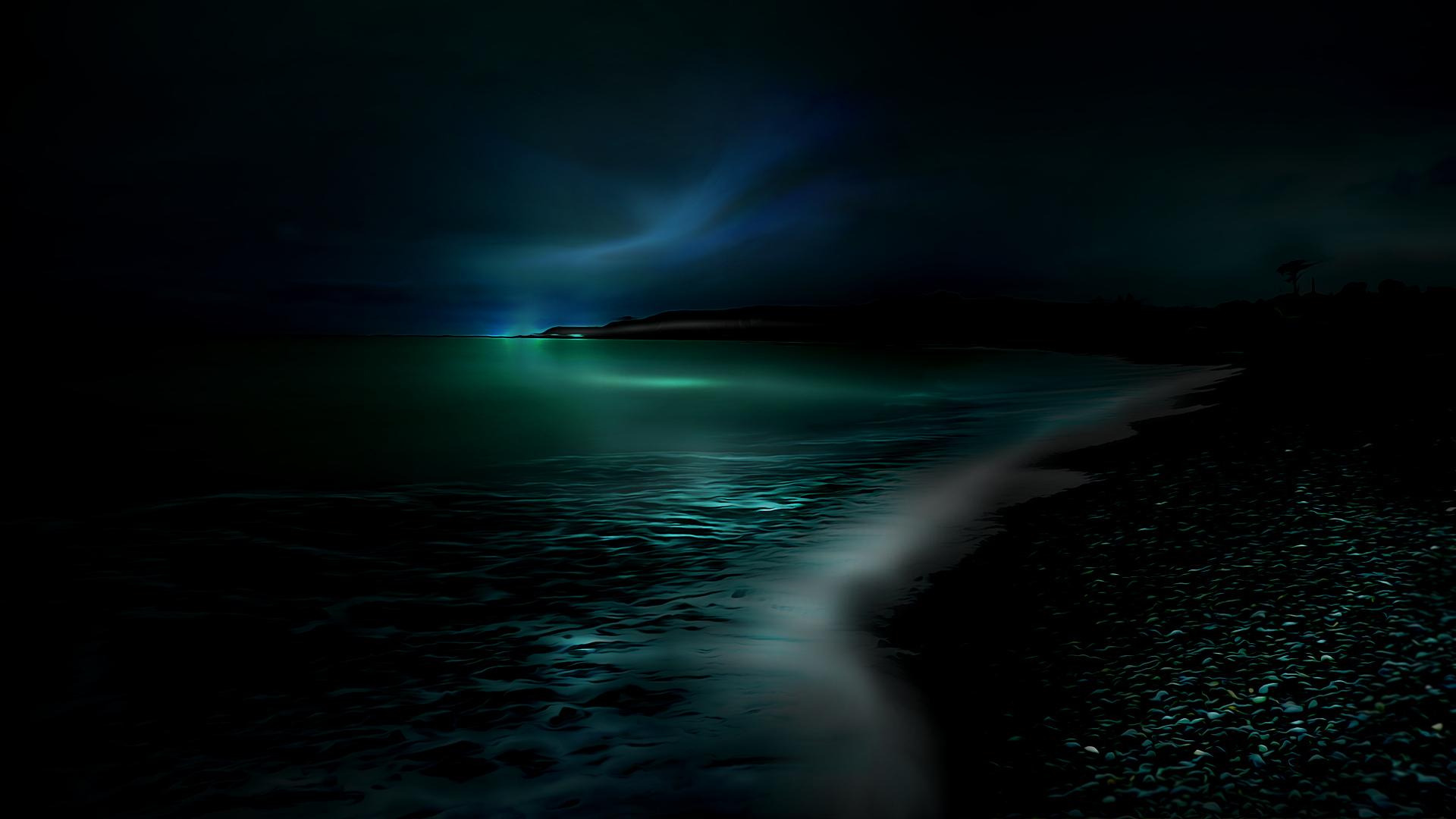 Sfondi Oceano Blu Mare Nuova Zelanda Sfondo Paesaggio Marino