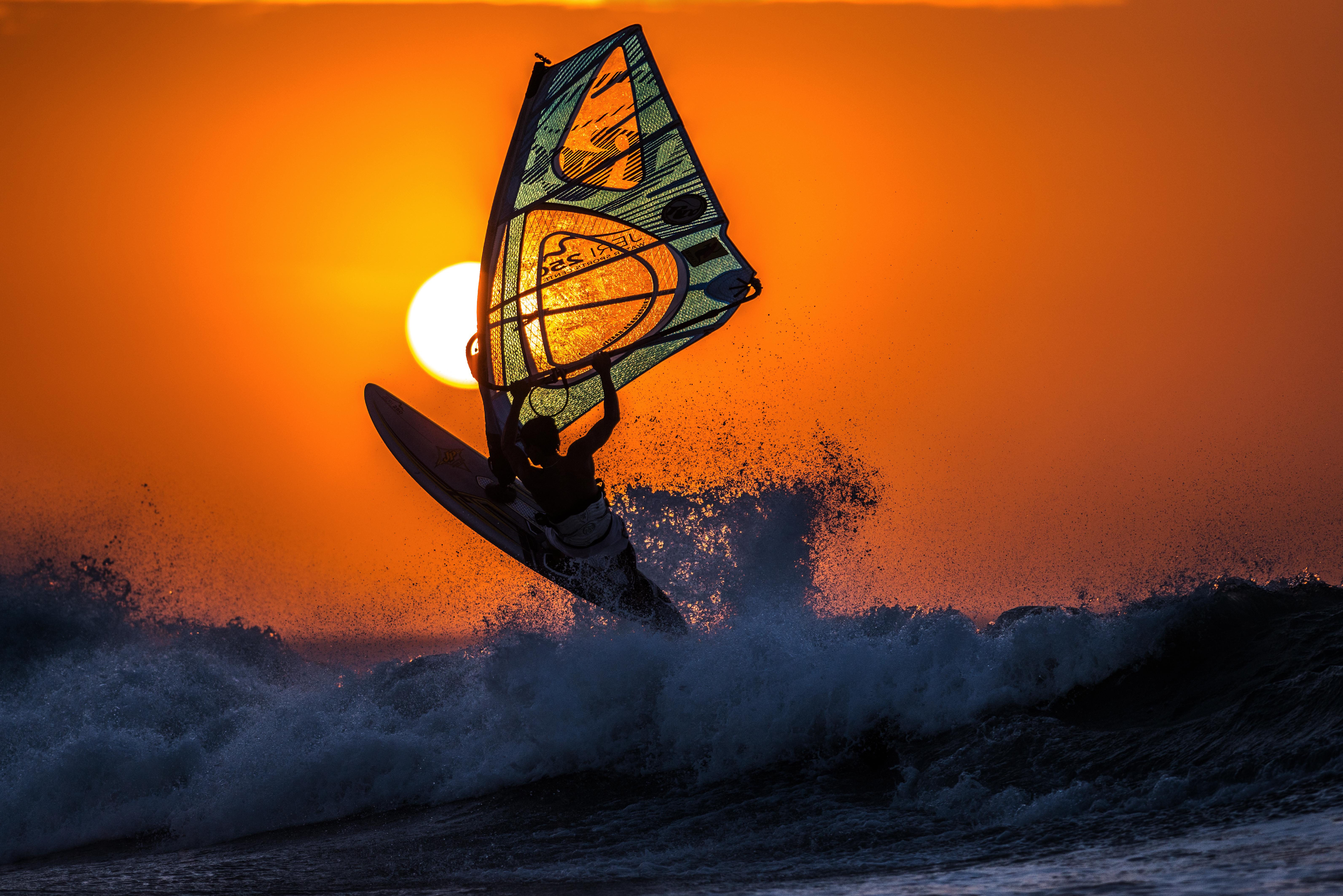 Wallpaper Ocean Boy Sunset People Sun Sunlight Man
