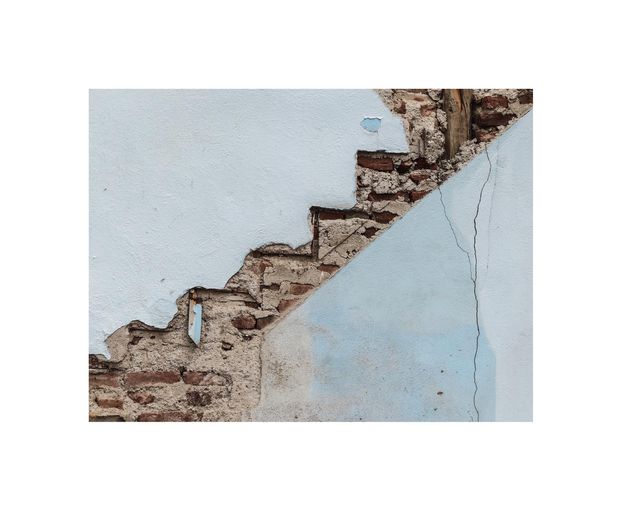 Fond D Cran Vieux Maison D Tail Texture Abandonn Humide