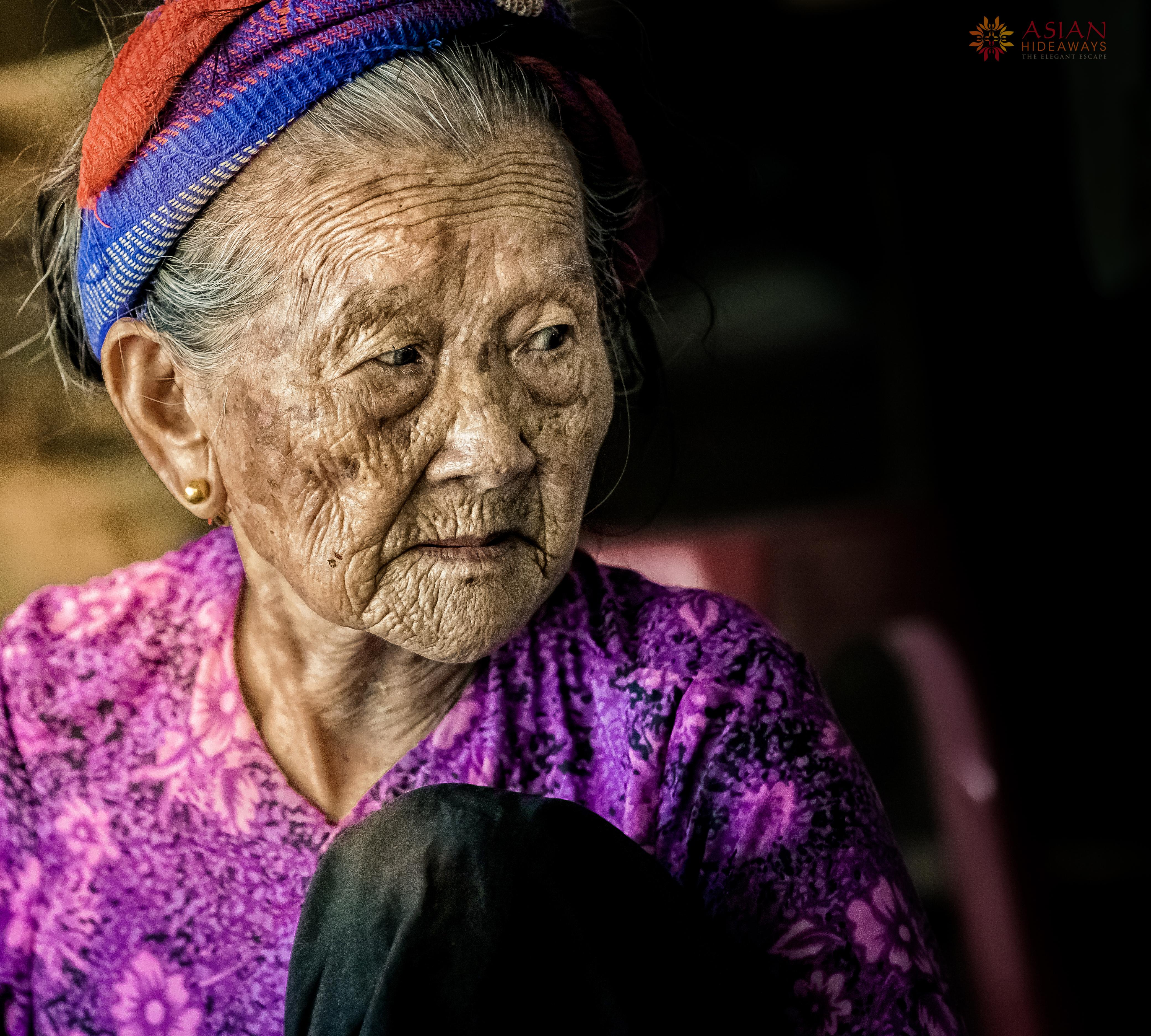asiatisk bedstemor