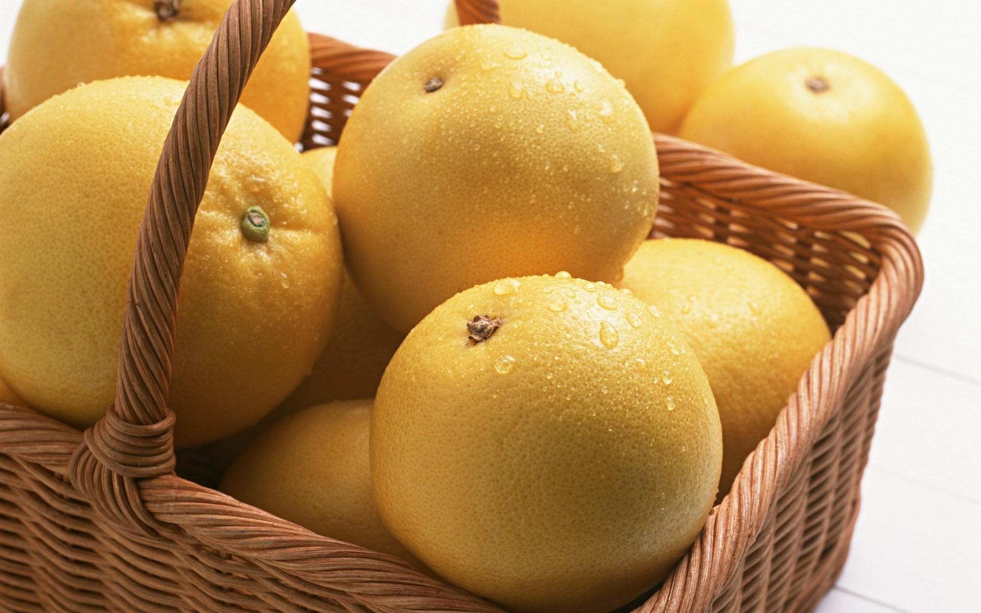 Картинки желтые фрукты