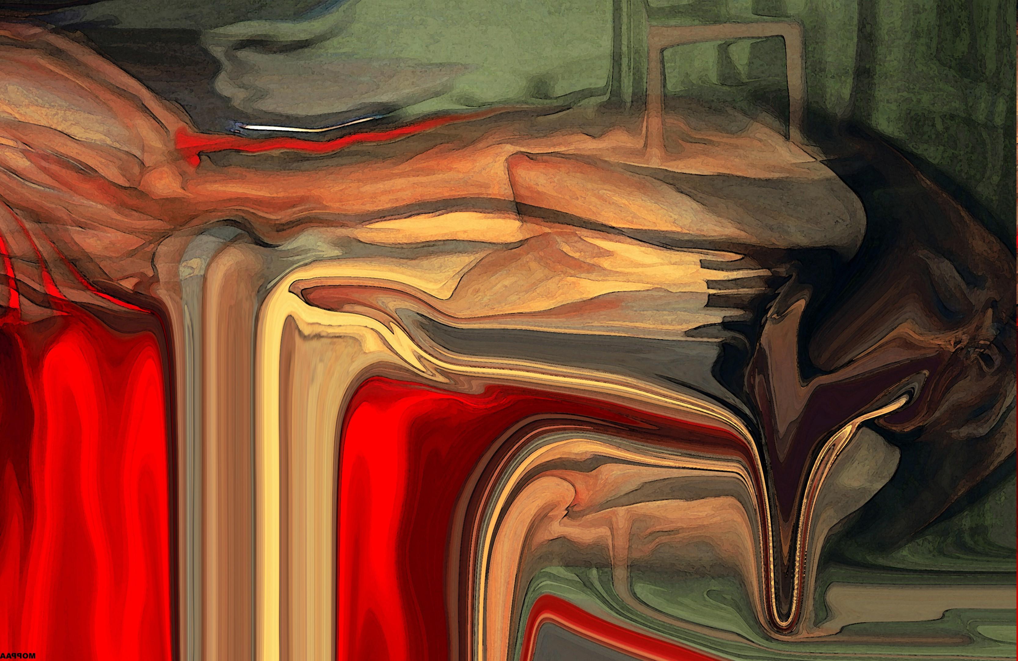 Außergewöhnlich Hintergrundbilder : Malerei, abstrakt, Kunstwerk, KUNST, Farbe &UA_43