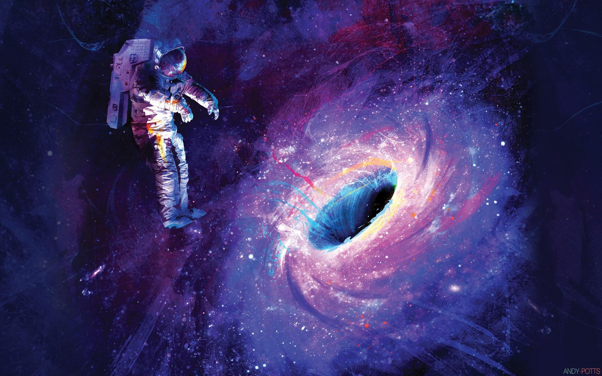 Wallpaper Painting Digital Art Galaxy Artwork Stars Space