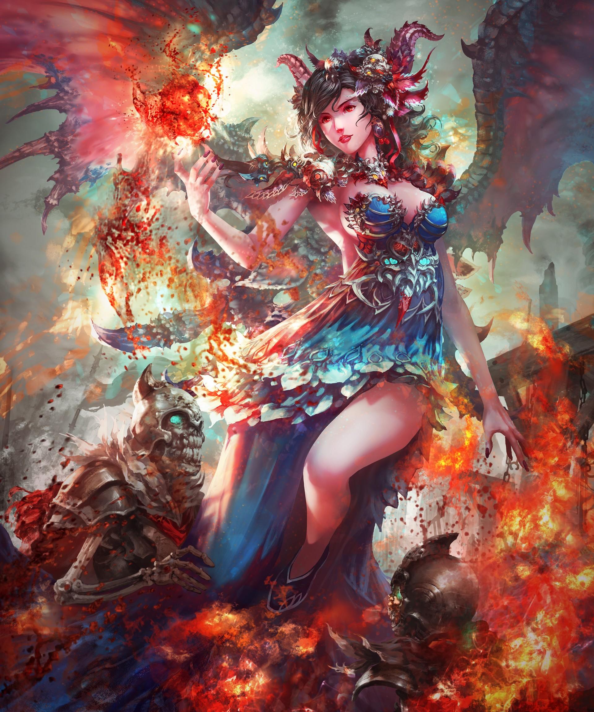 fantasy illusionists magus utopia - HD1900×1520