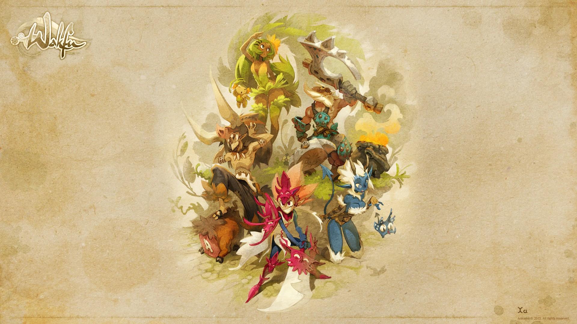 Masaustu Boyama Illustrasyon Dijital Sanat Video Oyunlari