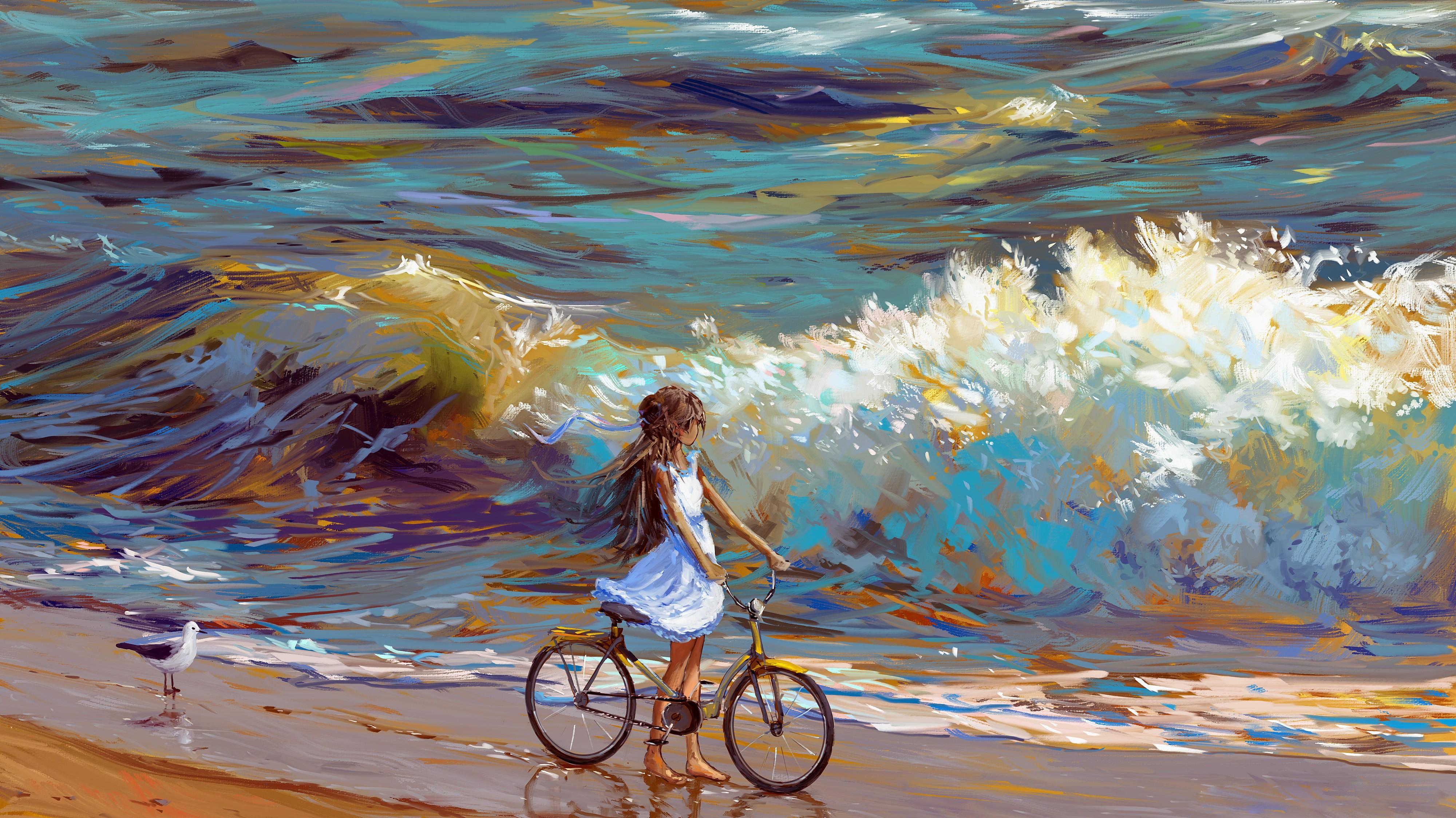 Amazing Water Paintings
